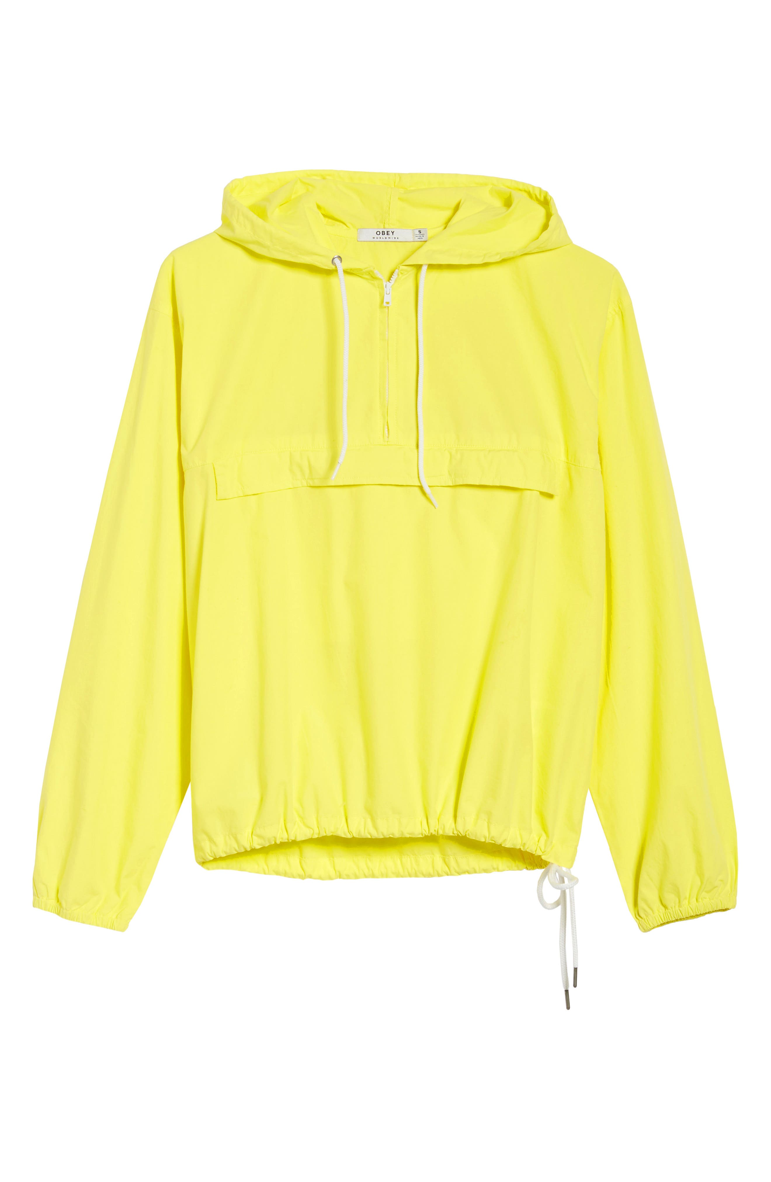 Solas Hooded Anorak,                             Alternate thumbnail 6, color,