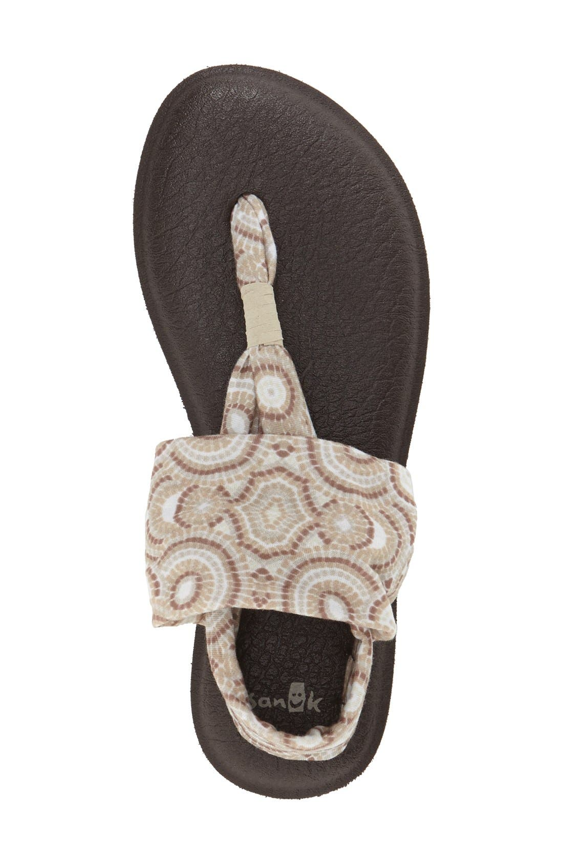 'Yoga Sling 2' Sandal,                             Alternate thumbnail 65, color,