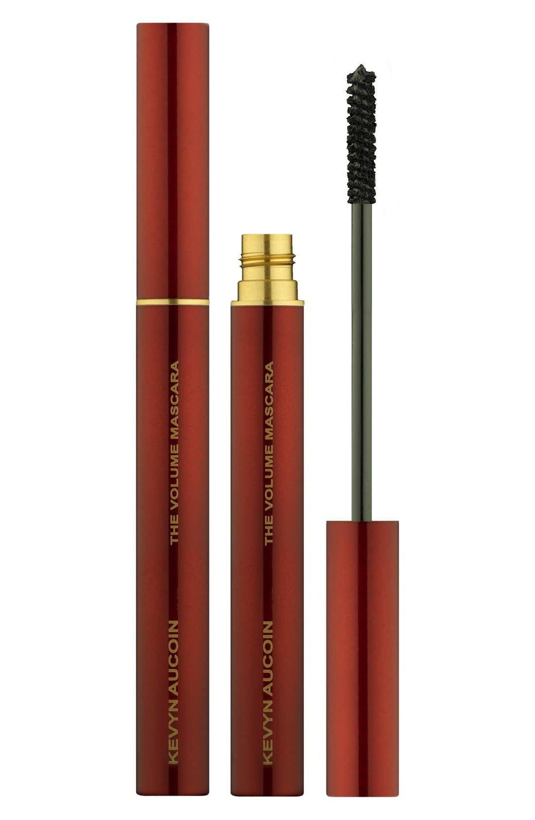 SPACE.NK.apothecary Kevyn Aucoin Beauty The Volume Mascara,                             Main thumbnail 1, color,                             RICH PITCH BLACK
