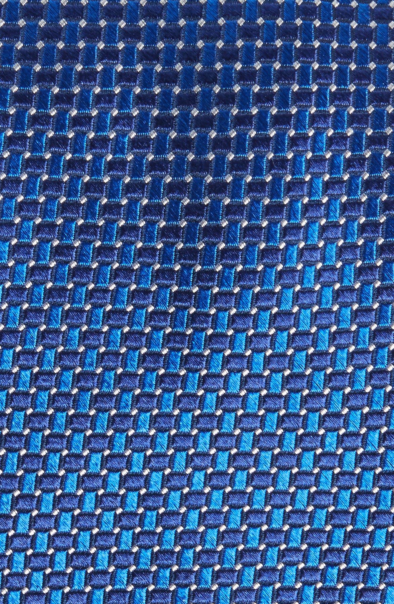 Basketweave Silk Tie,                             Alternate thumbnail 9, color,