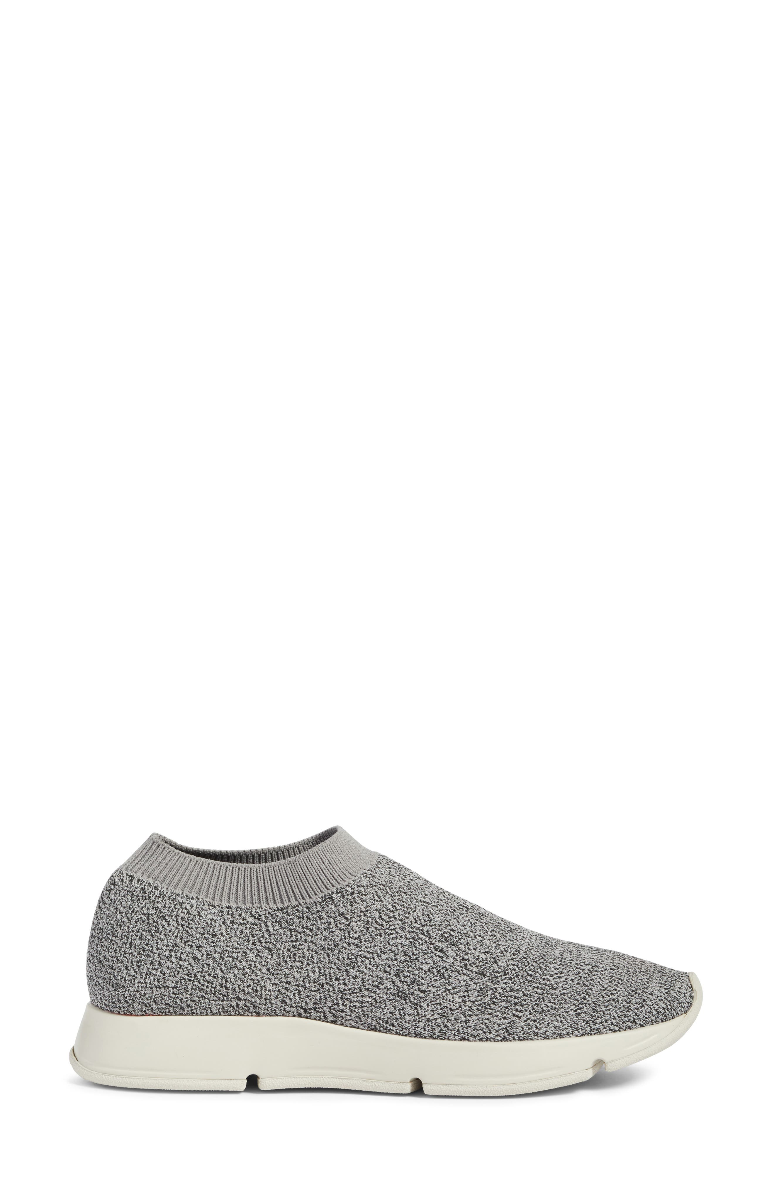 Theroux Slip-On Knit Sneaker,                             Alternate thumbnail 8, color,