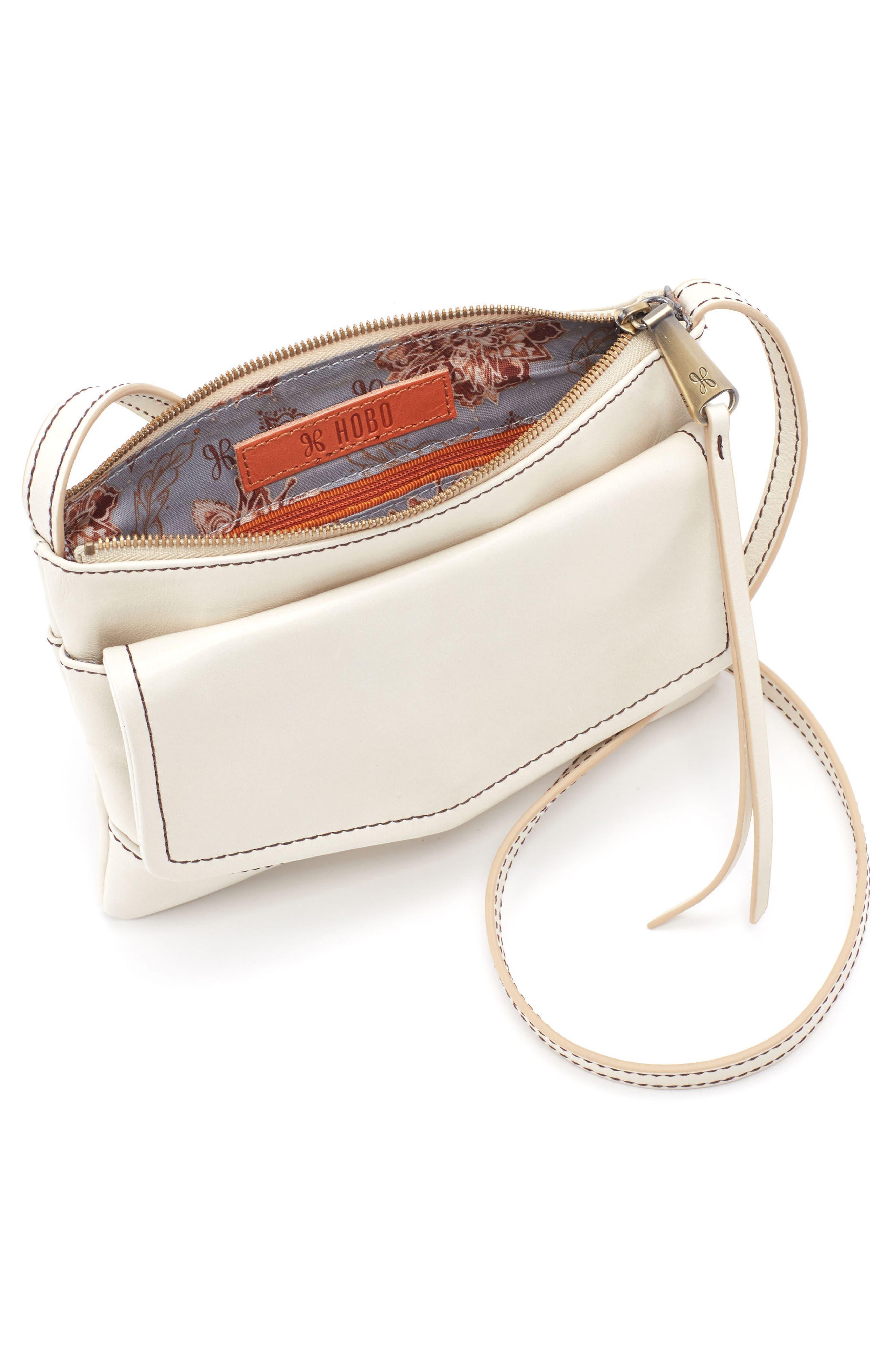 Amble Leather Crossbody Bag,                             Alternate thumbnail 12, color,
