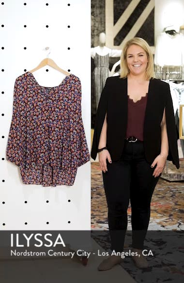 Blouse, sales video thumbnail