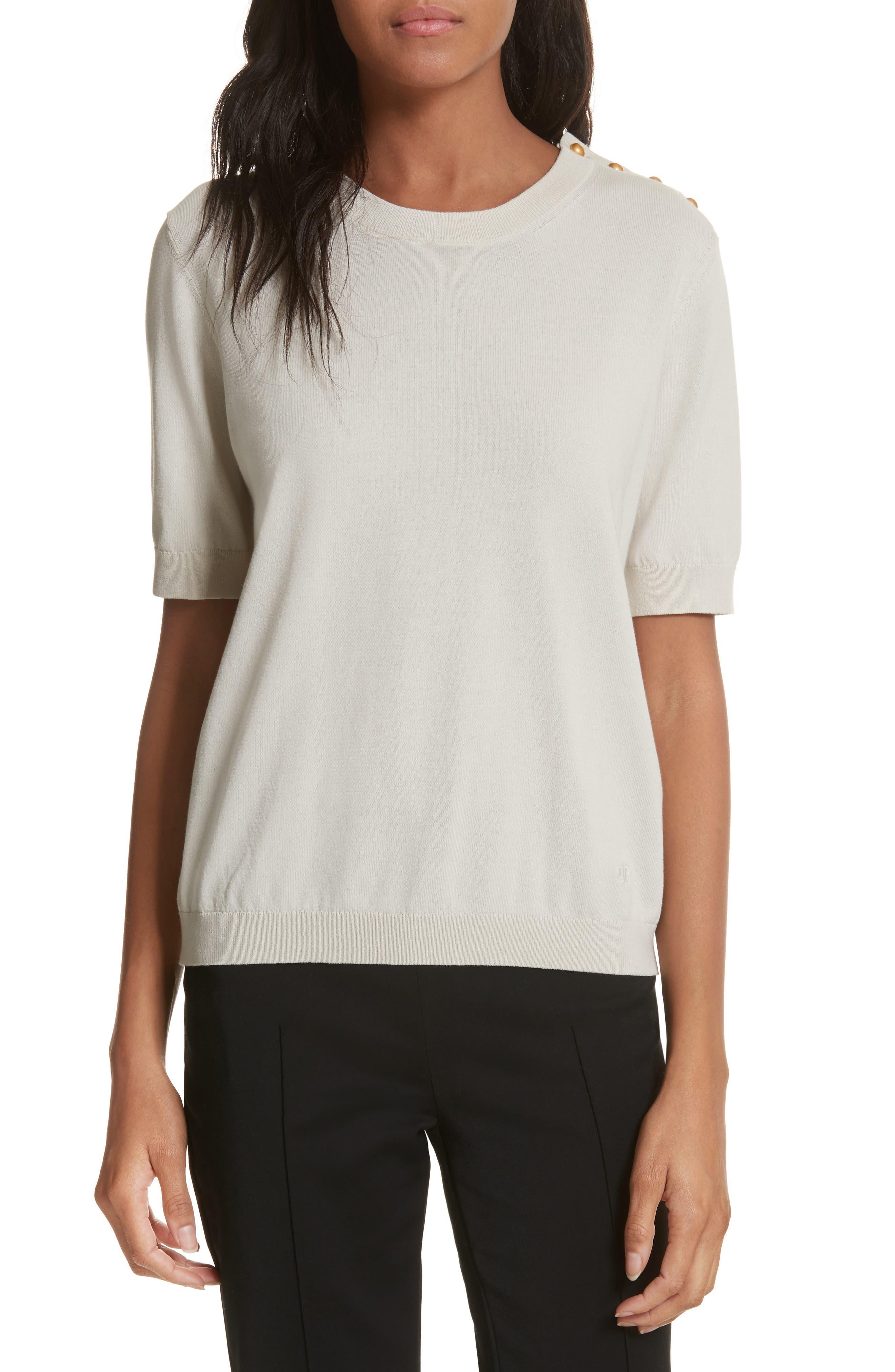 Preston Cotton Sweater,                         Main,                         color, 164