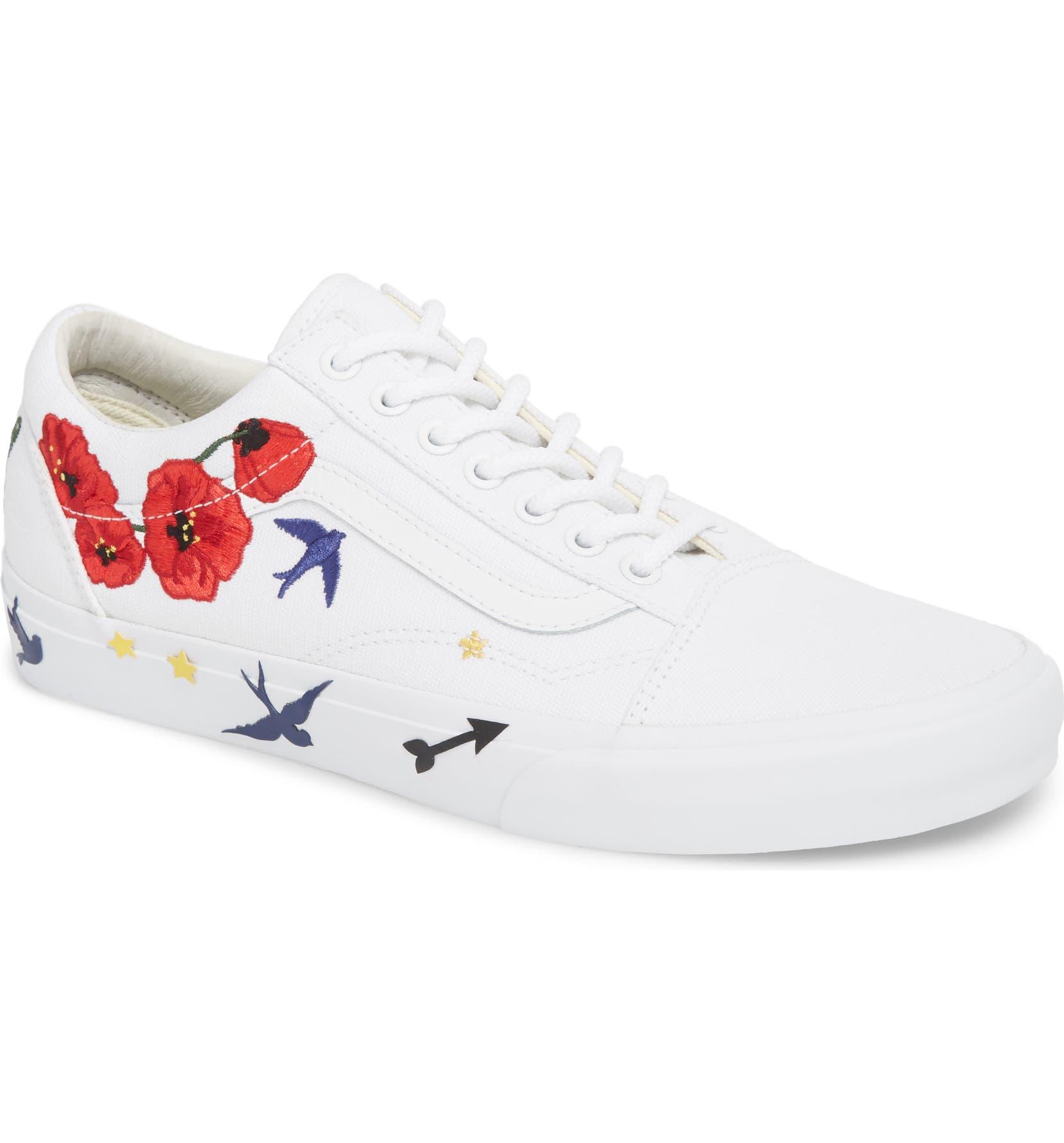 3cee1f6b081fe3 Vans Desert Embellish Old Skool Sneaker (Men)