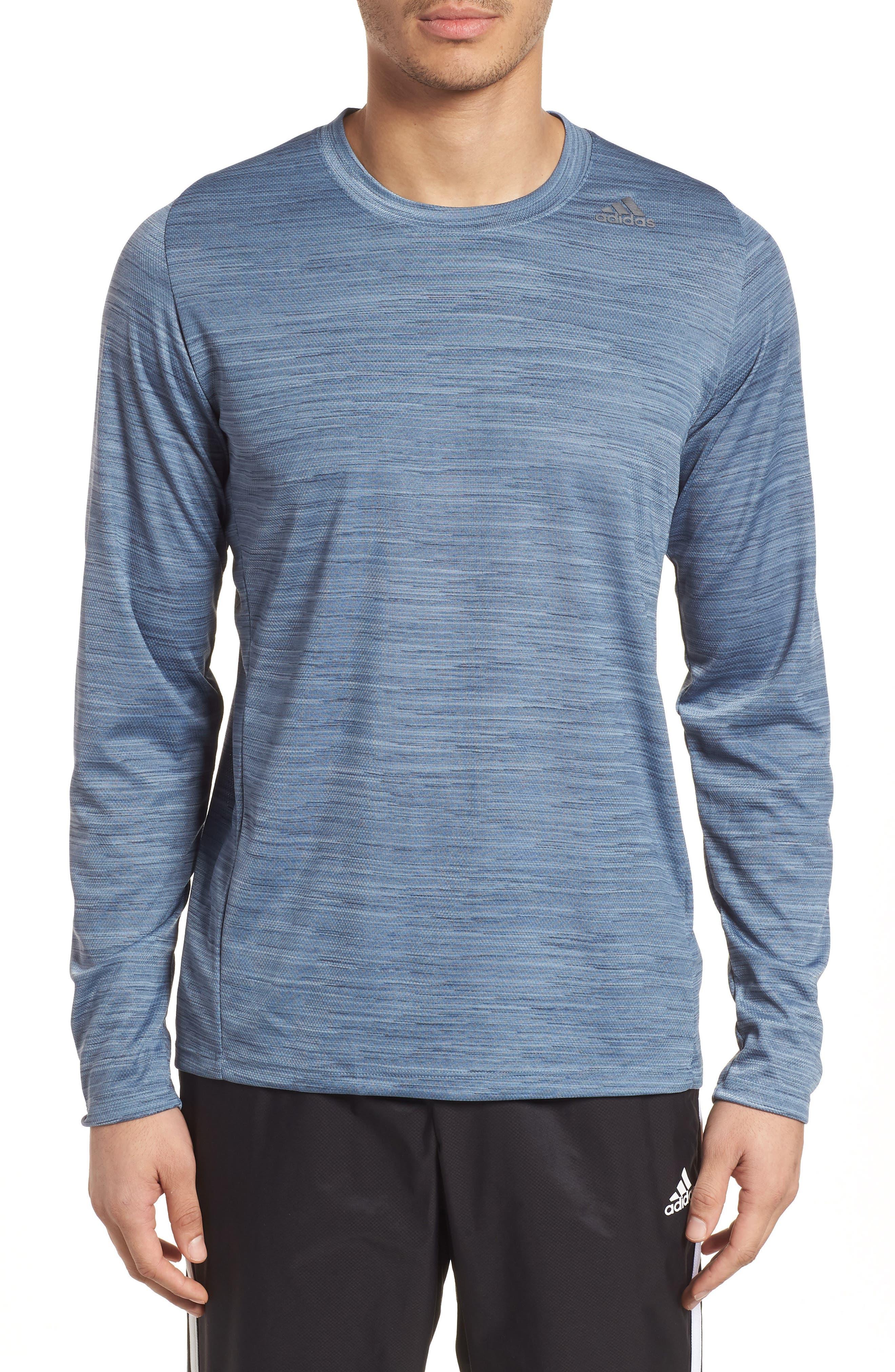 Ultimate Tech Long Sleeve T-Shirt,                             Main thumbnail 2, color,