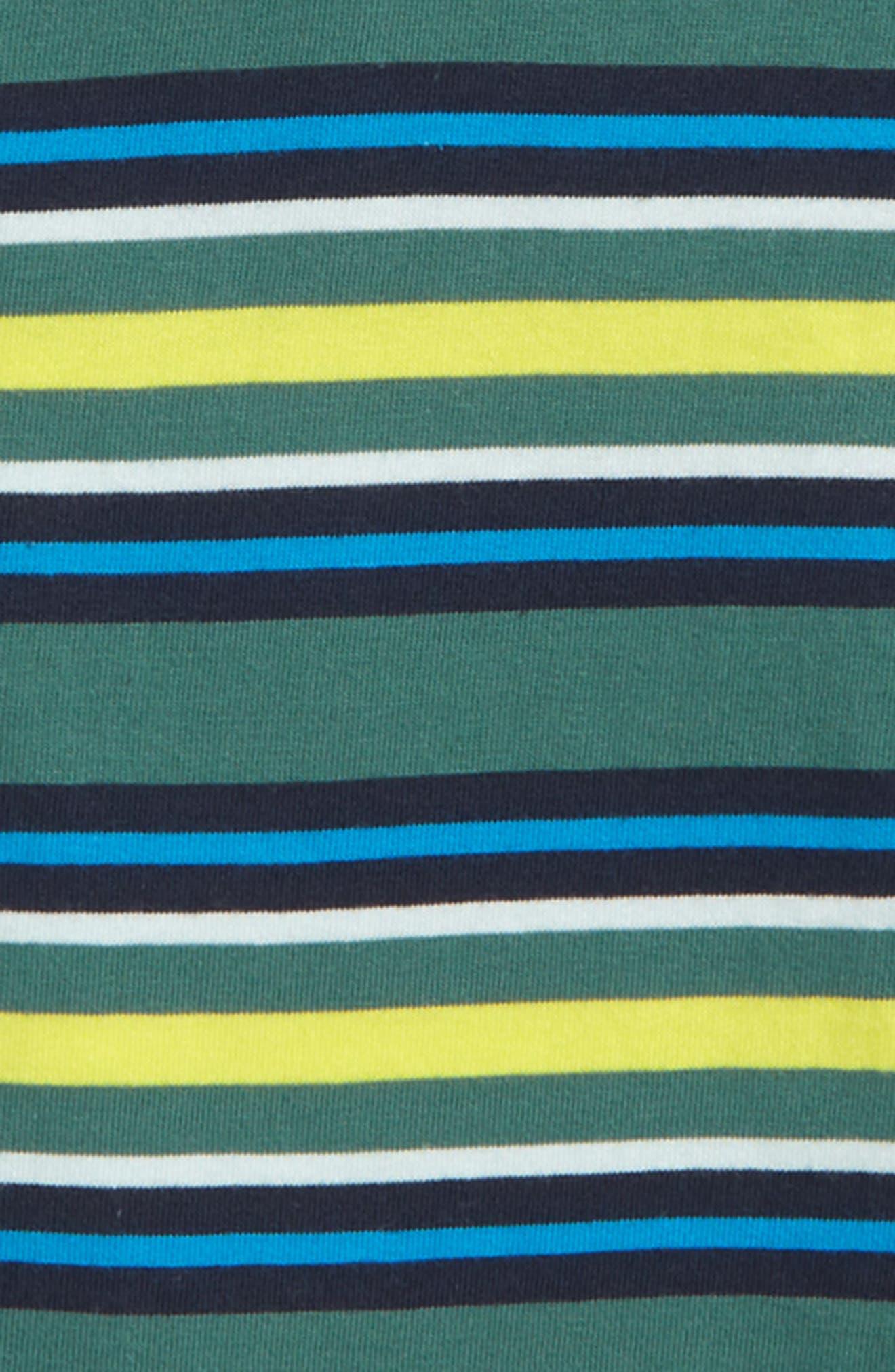 Happy Stripe Hoodie,                             Alternate thumbnail 2, color,                             362
