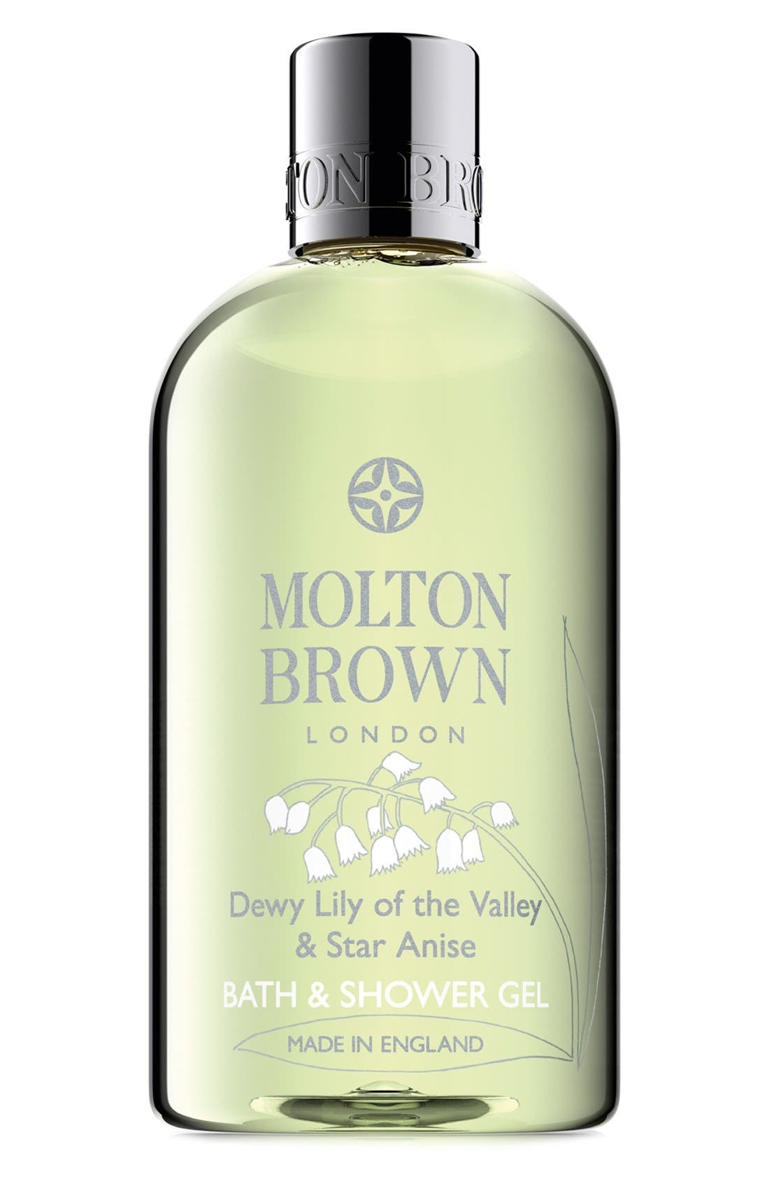 'Dewy Lily of the Valley & Star Anise' Bath & Shower Gel,                             Main thumbnail 1, color,
