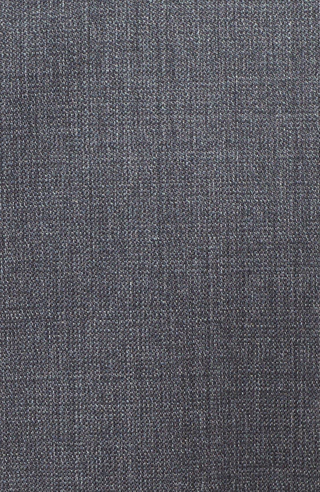 G-Line Trim Fit Solid Wool Suit,                             Alternate thumbnail 12, color,
