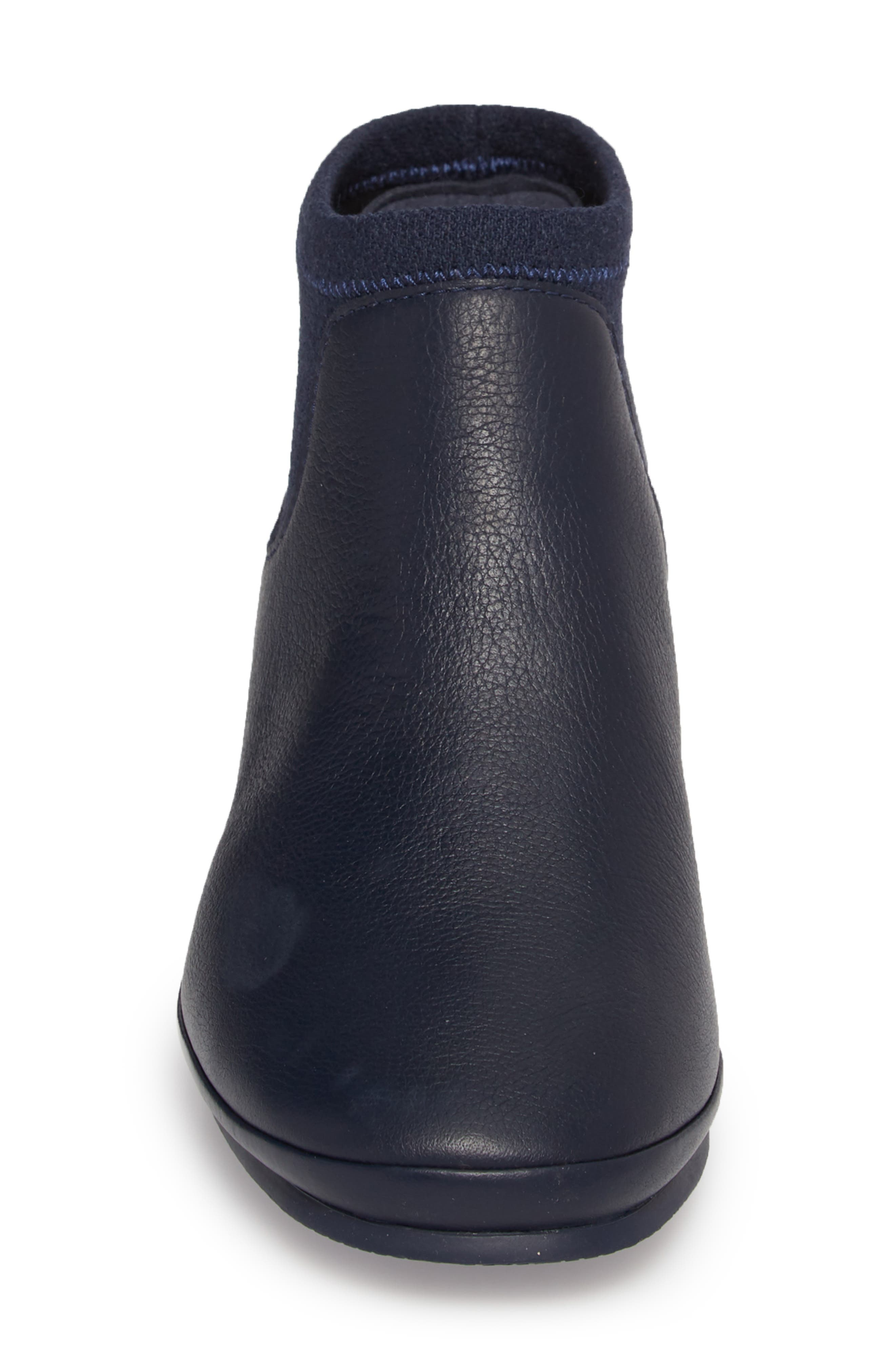 Alright Chelsea Bootie,                             Alternate thumbnail 4, color,                             NAVY