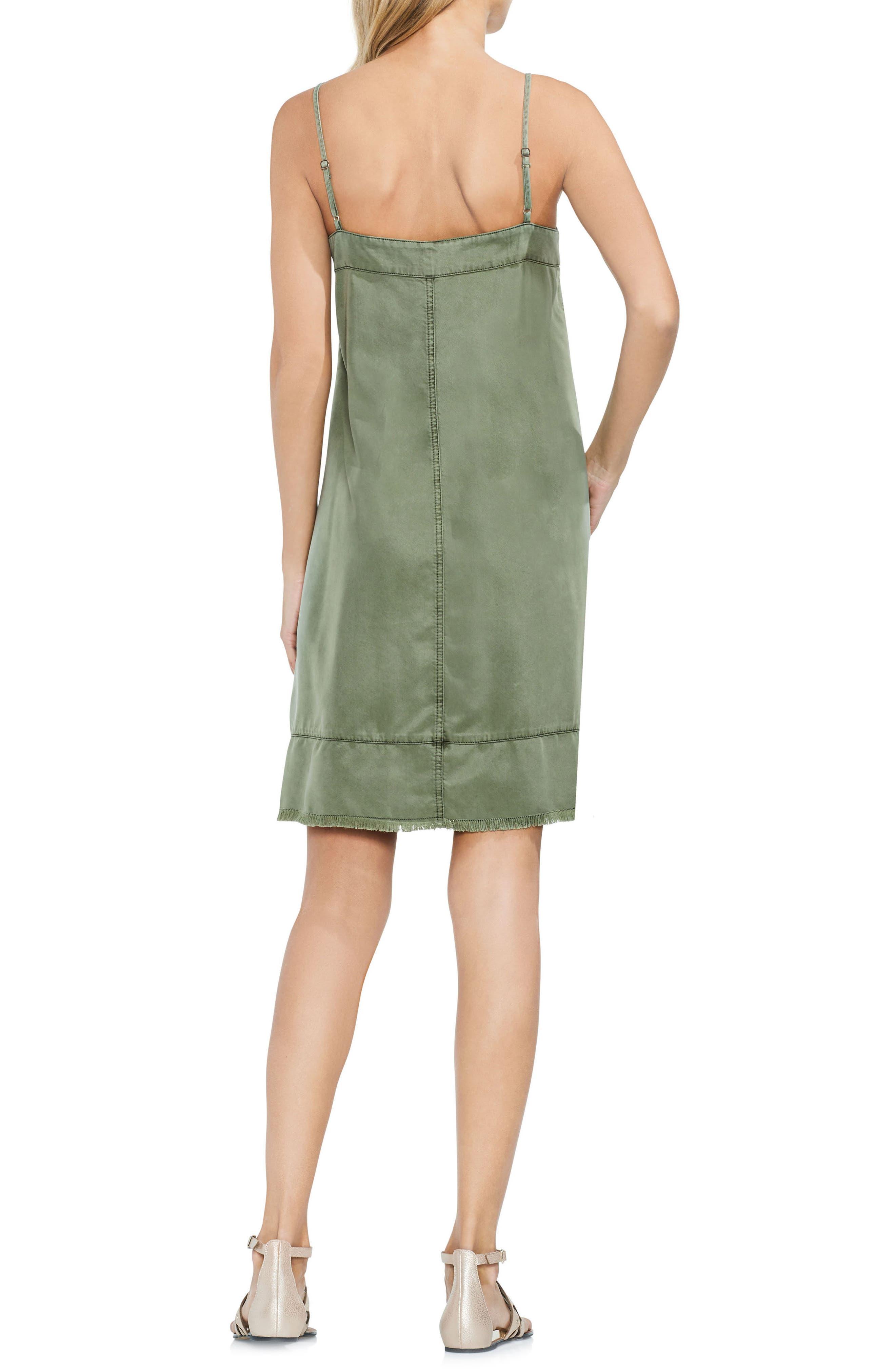 Center Seam Slip Dress,                             Alternate thumbnail 2, color,