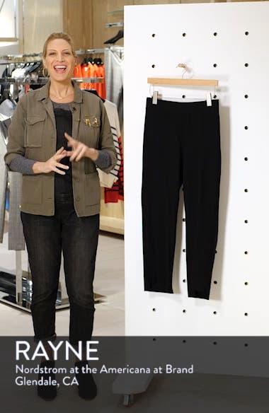 Slim Fit Crop Pants, sales video thumbnail