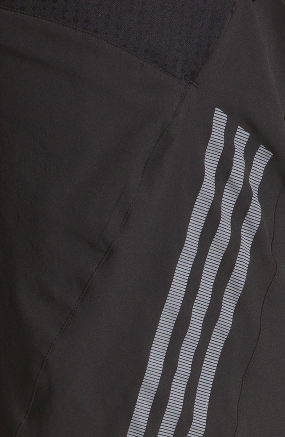 ADIDAS,                             'Supernova' Shorts,                             Alternate thumbnail 5, color,                             001