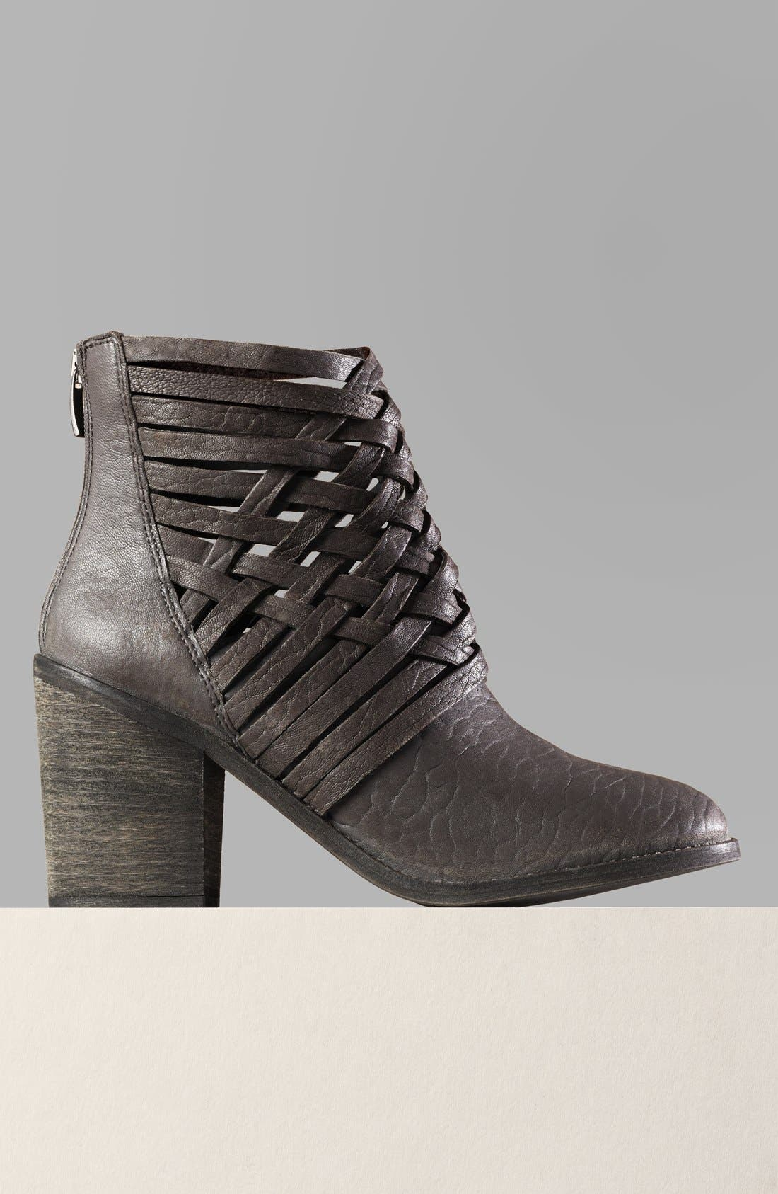 'Carrera' Bootie,                             Alternate thumbnail 6, color,                             001