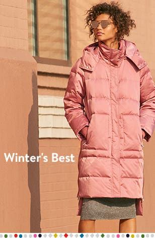 Winter's best.