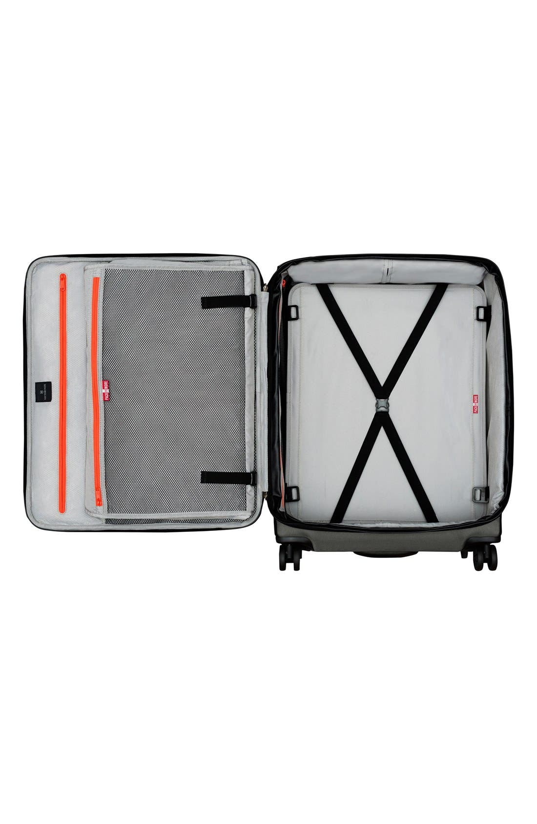 WT 5.0 Dual Caster Wheeled 27-Inch Packing Case,                             Alternate thumbnail 9, color,