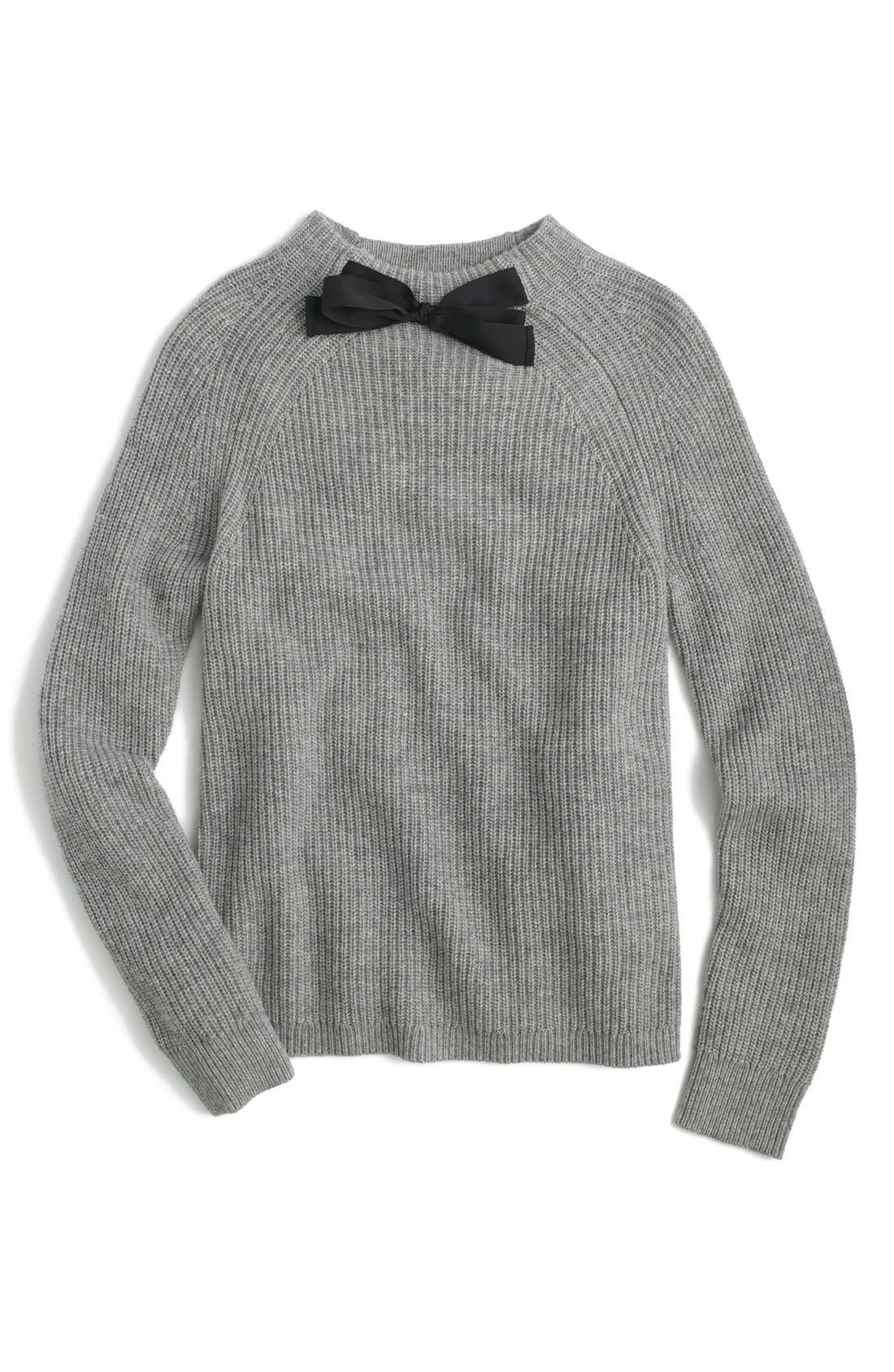 Gayle Tie Neck Sweater,                             Alternate thumbnail 22, color,