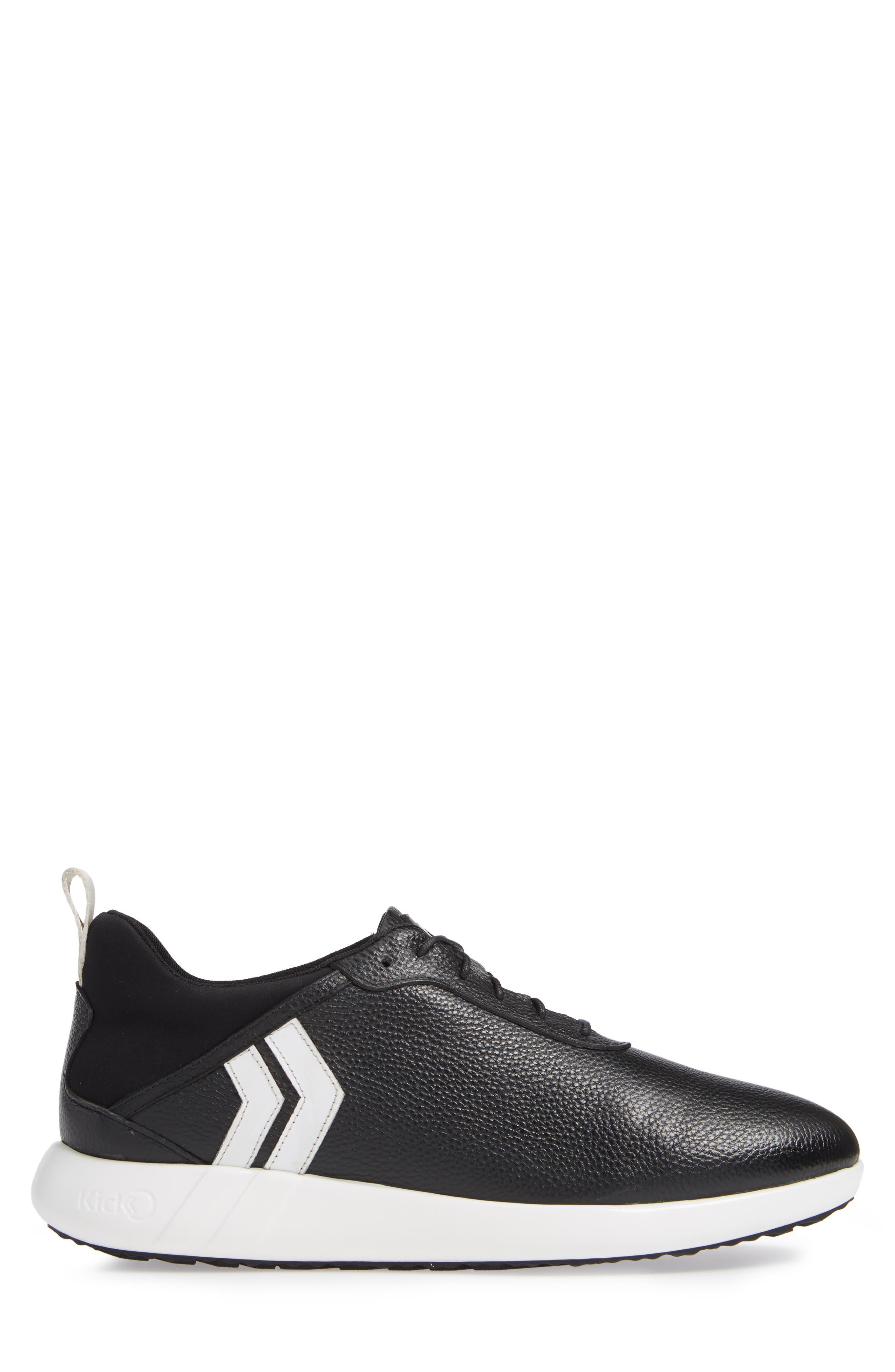 Flyer Sneaker,                             Alternate thumbnail 3, color,                             001