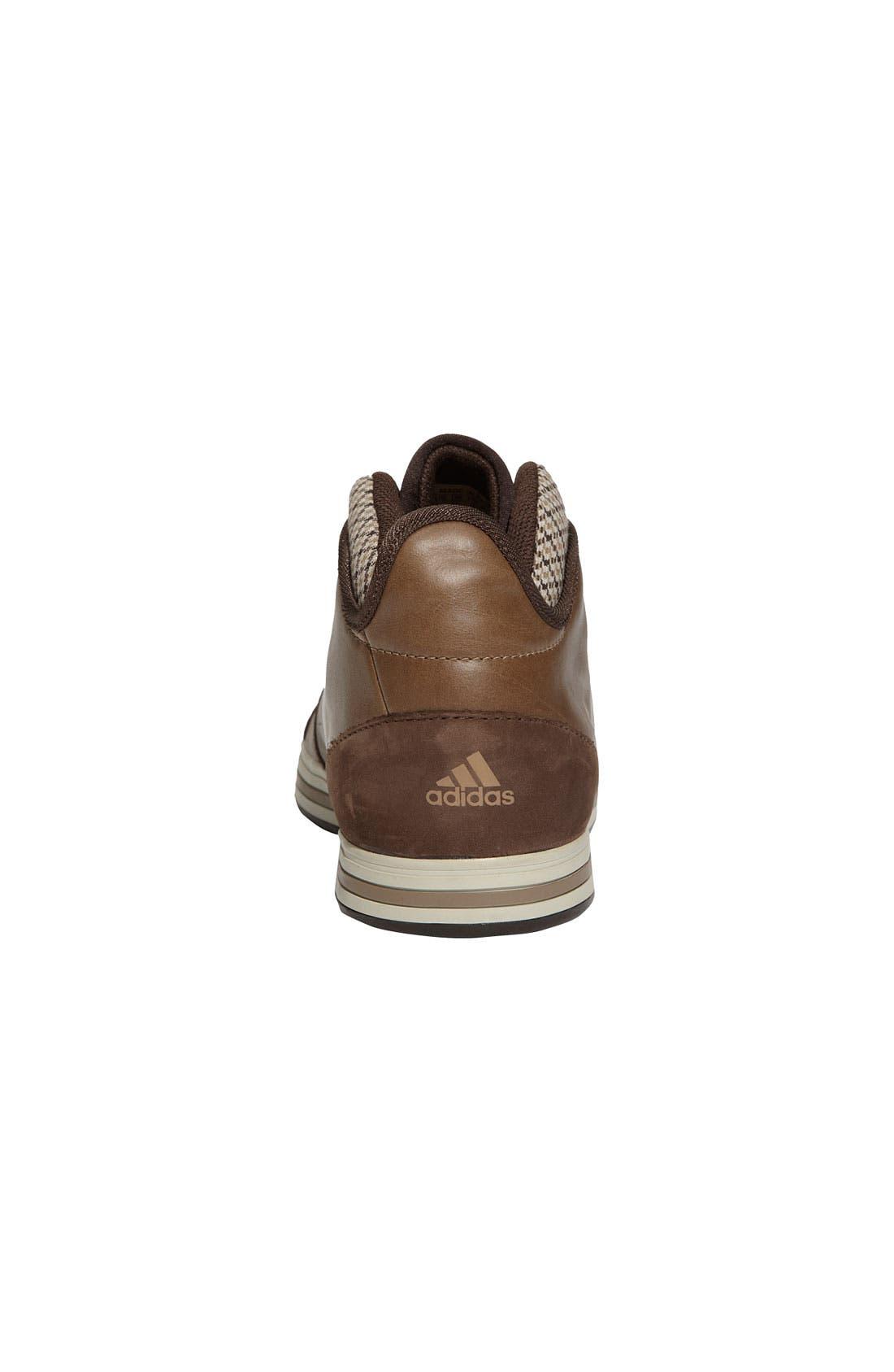 'Zeitfrei Mid' Sneaker,                             Alternate thumbnail 4, color,                             200