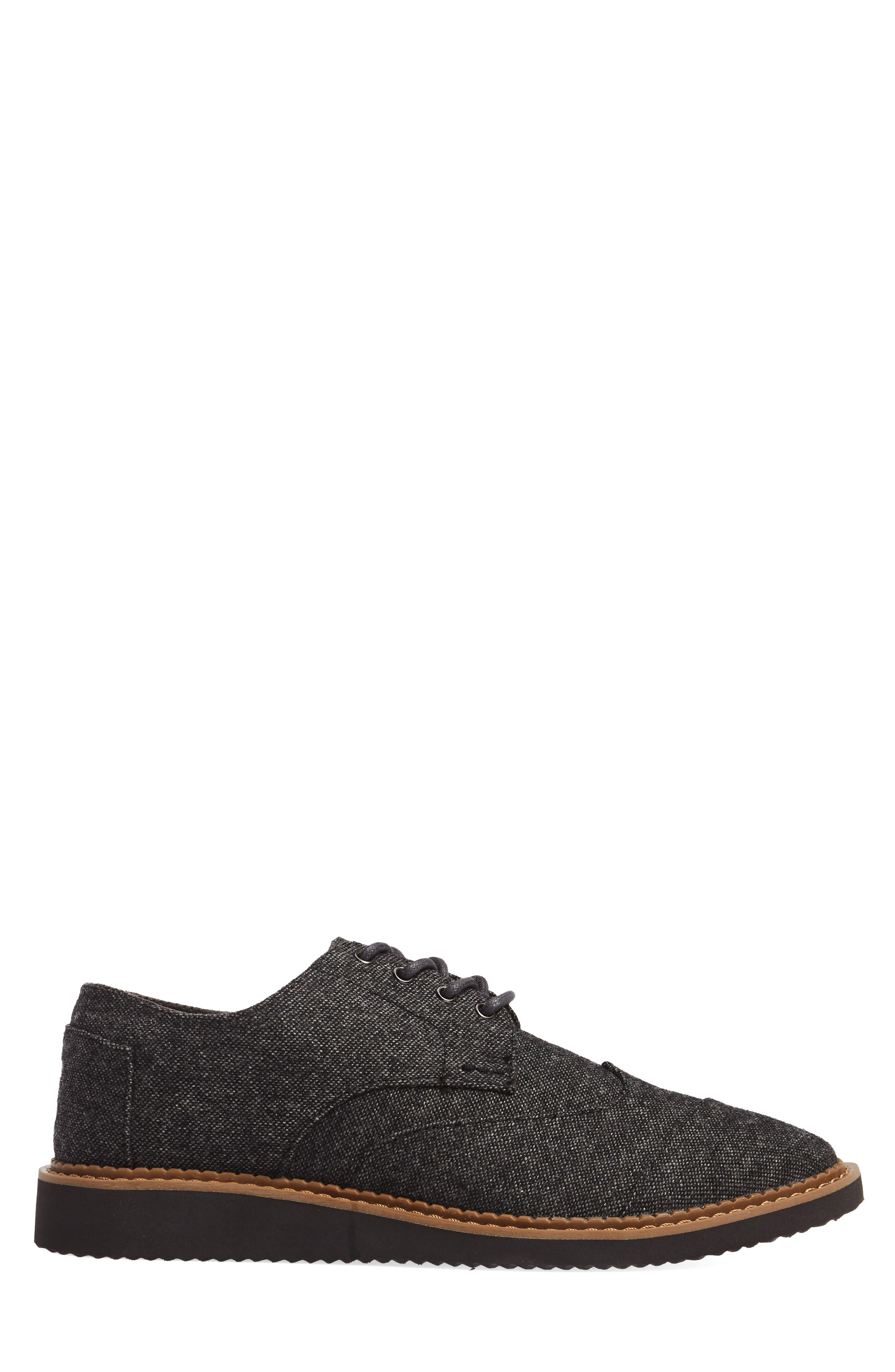 'Classic Brogue' Cotton Twill Derby,                             Alternate thumbnail 38, color,