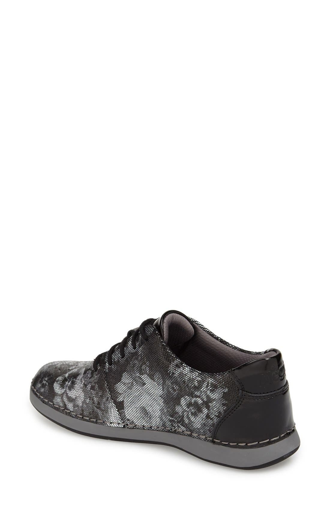 Essence Lace-Up Leather Oxford,                             Alternate thumbnail 37, color,