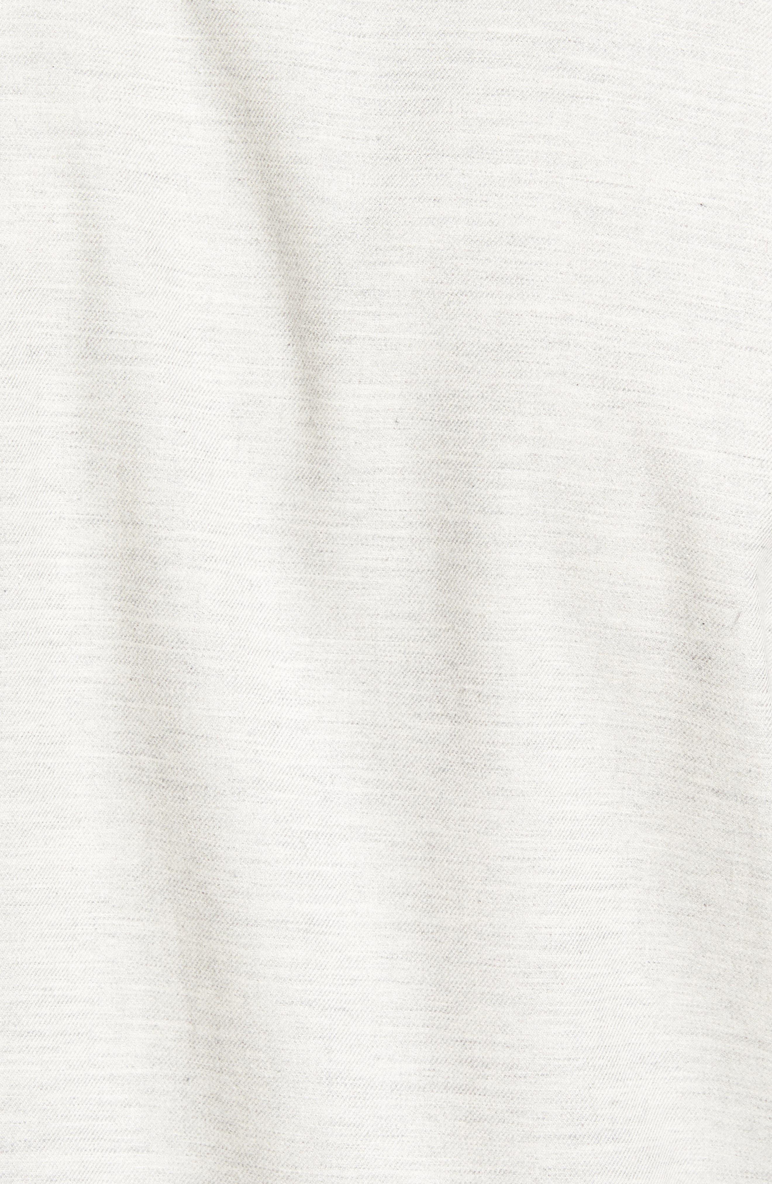 Twill Woven Shirt,                             Alternate thumbnail 10, color,