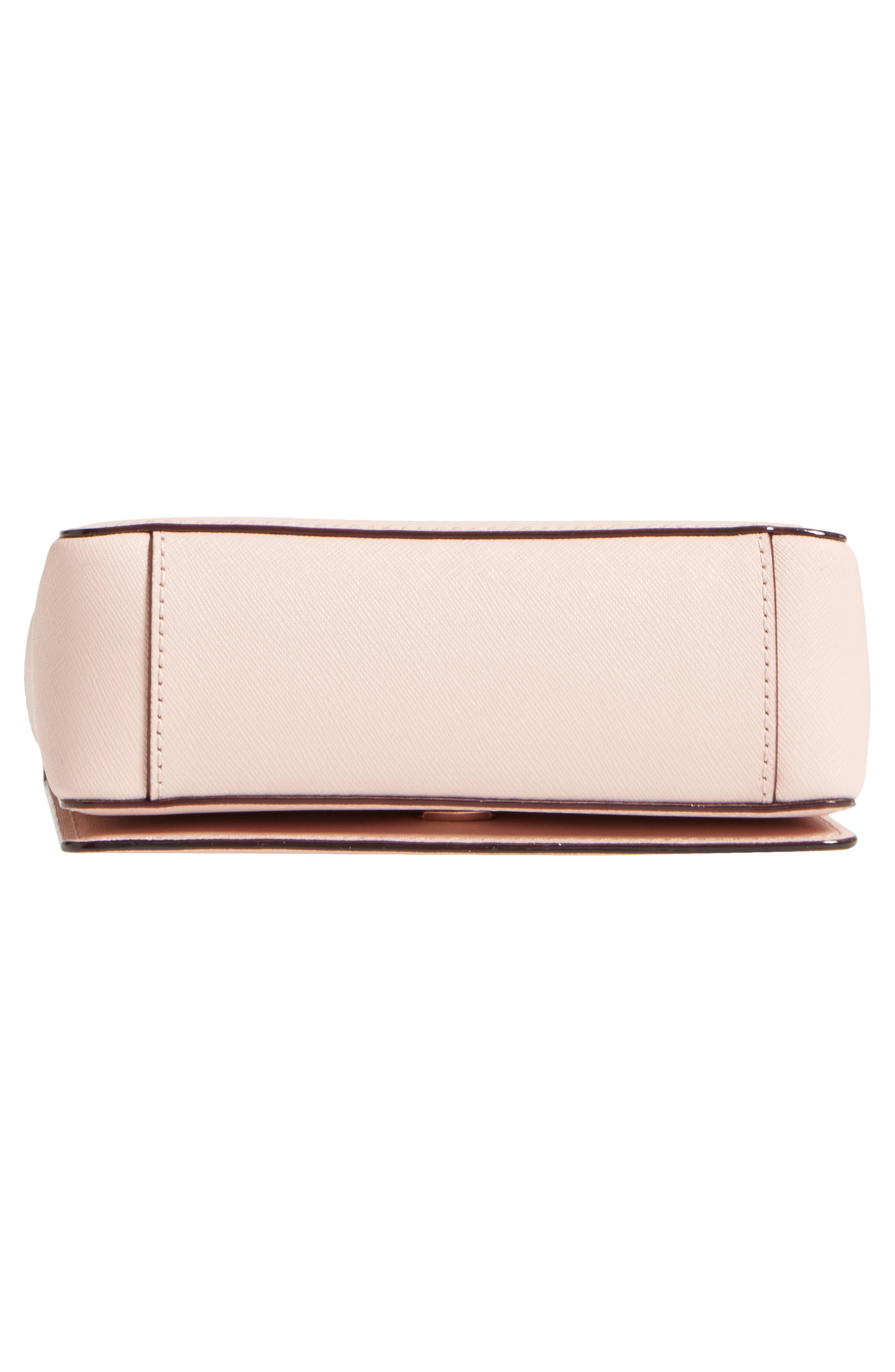 cameron street - hope saffiano leather crossbody bag,                             Alternate thumbnail 18, color,