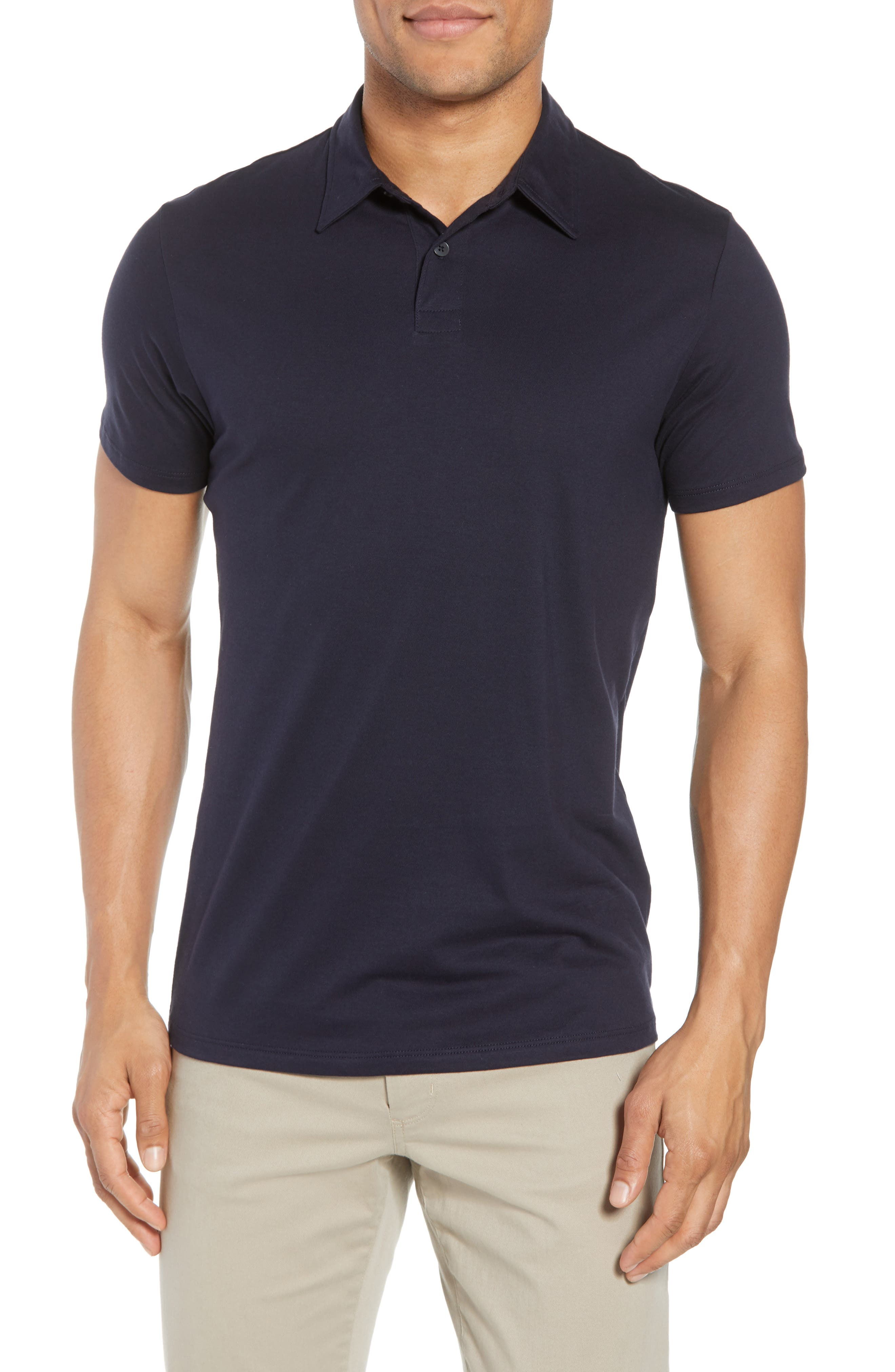 Refined Jersey Polo,                             Main thumbnail 5, color,