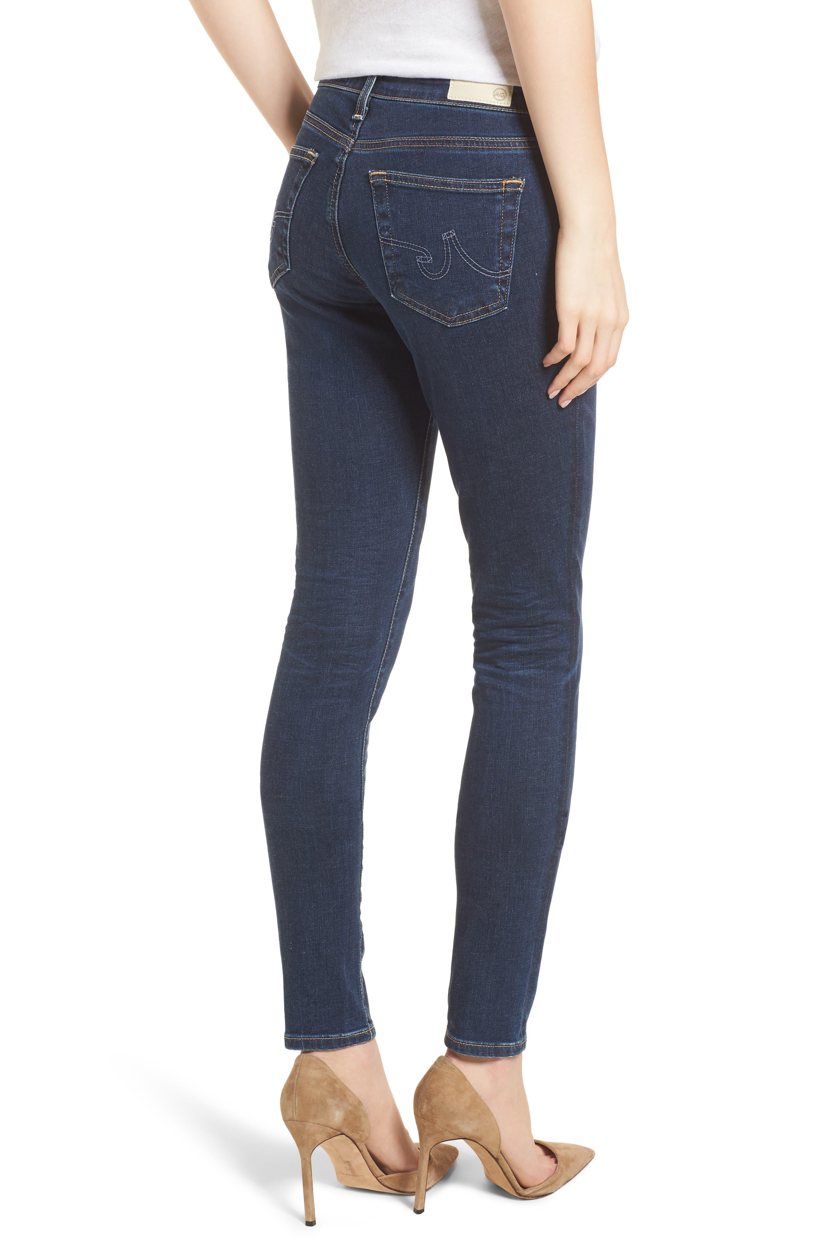 'The Legging' Super Skinny Jeans,                             Alternate thumbnail 15, color,