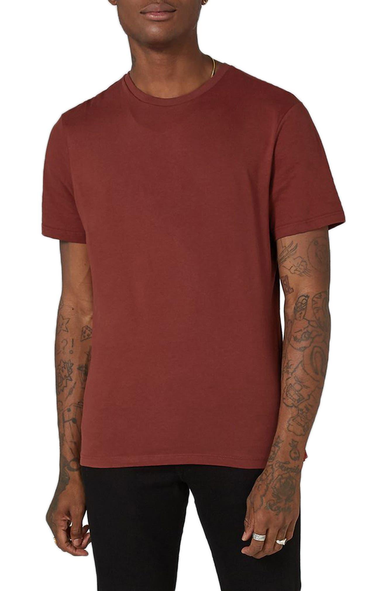 Slim Fit Crewneck T-Shirt,                             Main thumbnail 20, color,