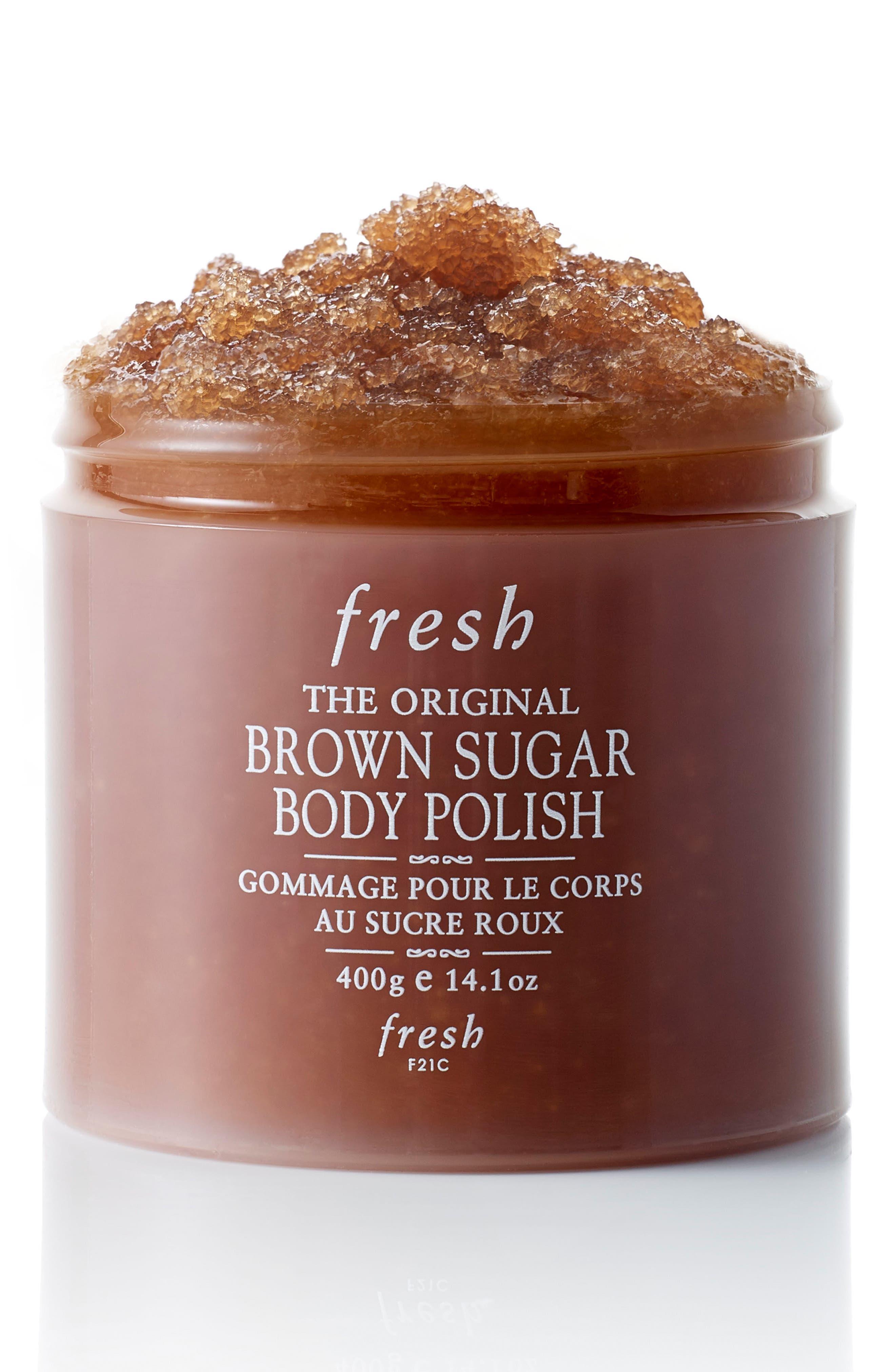 Brown Sugar Body Polish<sup>®</sup>,                             Main thumbnail 1, color,                             NO COLOR