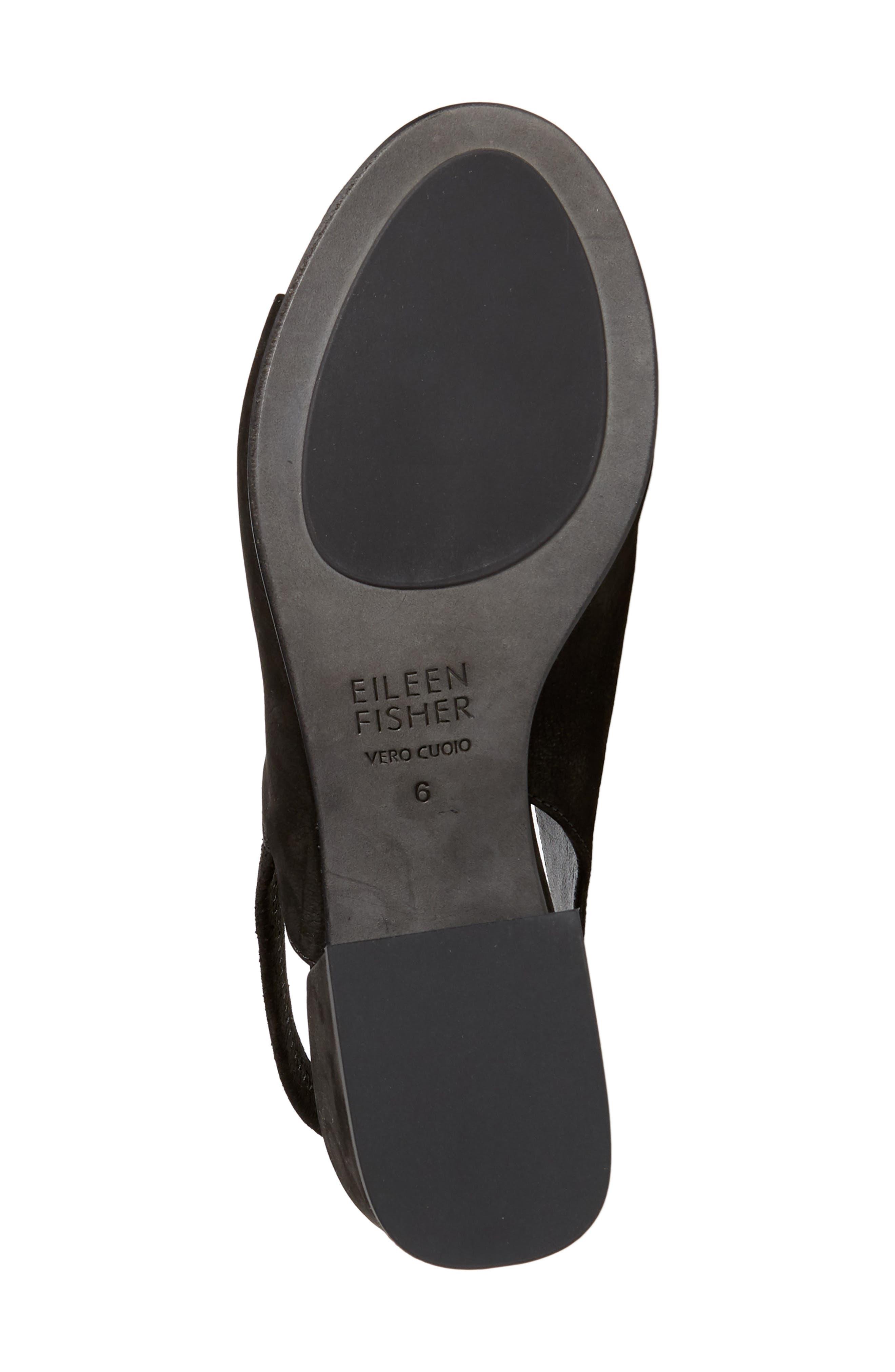 Leigh Asymmetrical Slingback Sandal,                             Alternate thumbnail 16, color,
