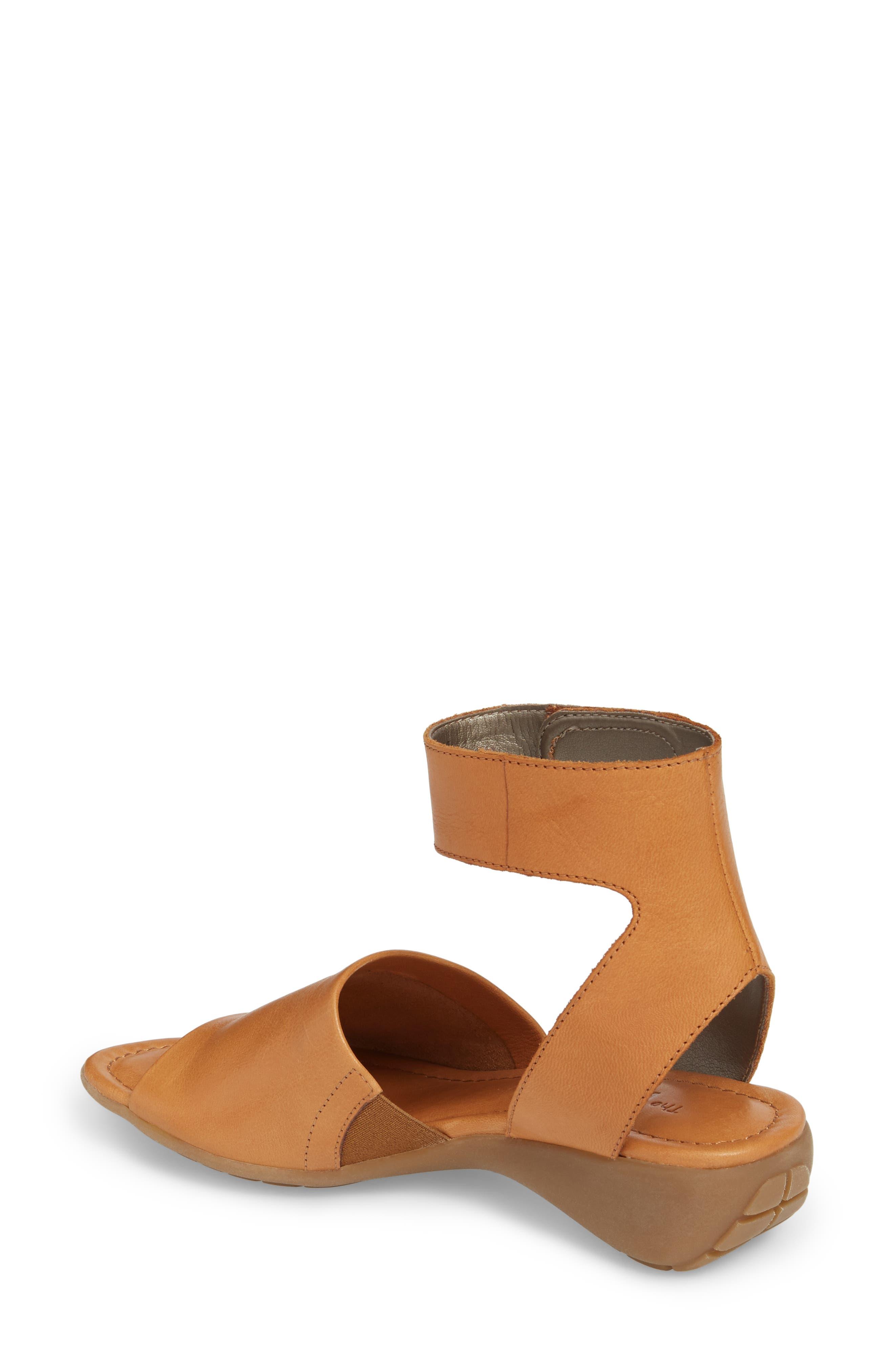 'Beglad' Leather Ankle Strap Sandal,                             Alternate thumbnail 19, color,