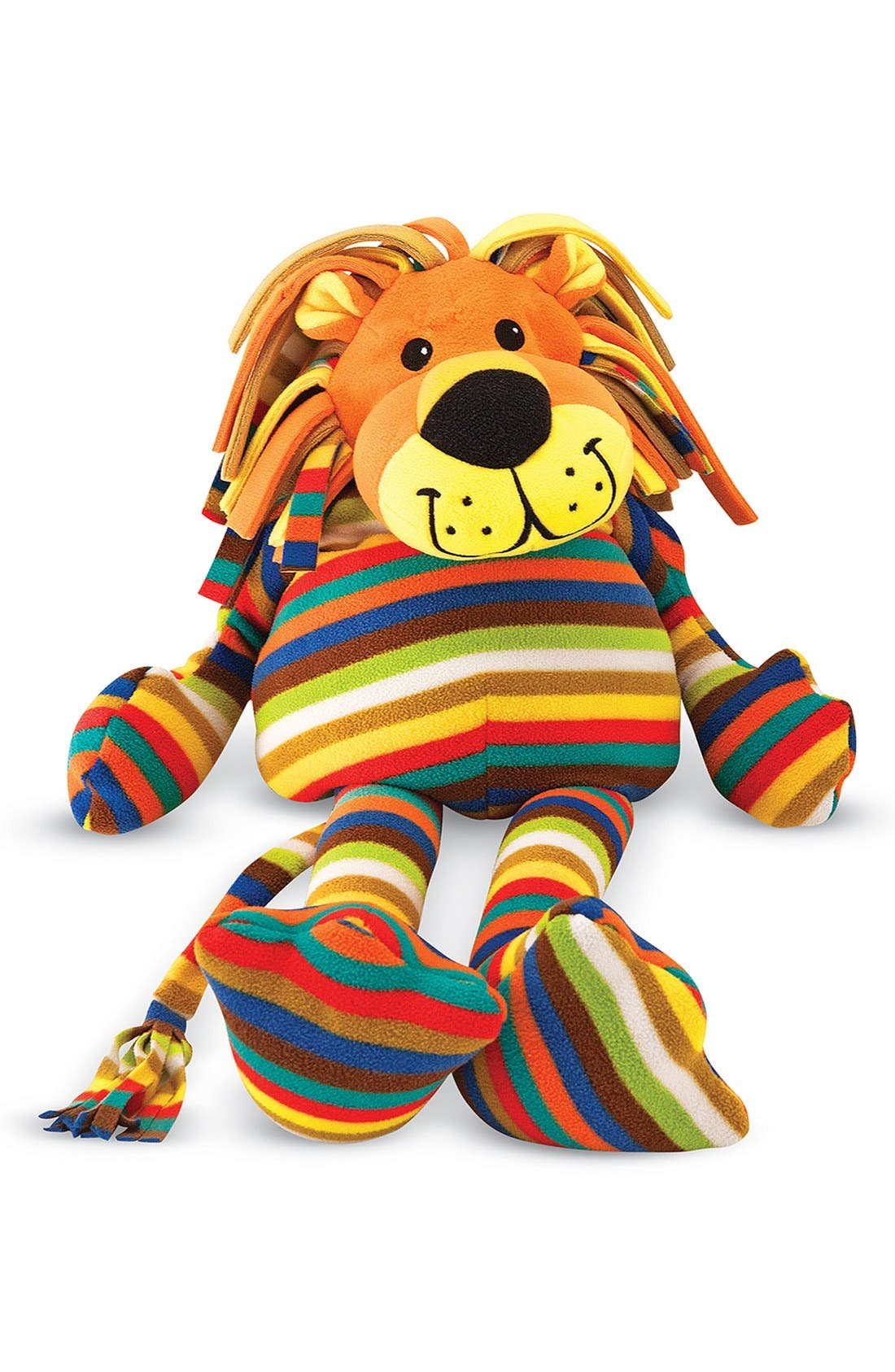 'Beeposh - Elvis Lion' Plush Toy,                             Alternate thumbnail 2, color,                             MULTI