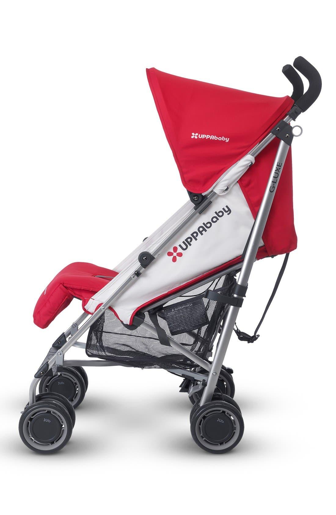 2015 G-LUXE - Aluminum Frame Reclining Umbrella Stroller,                             Alternate thumbnail 17, color,