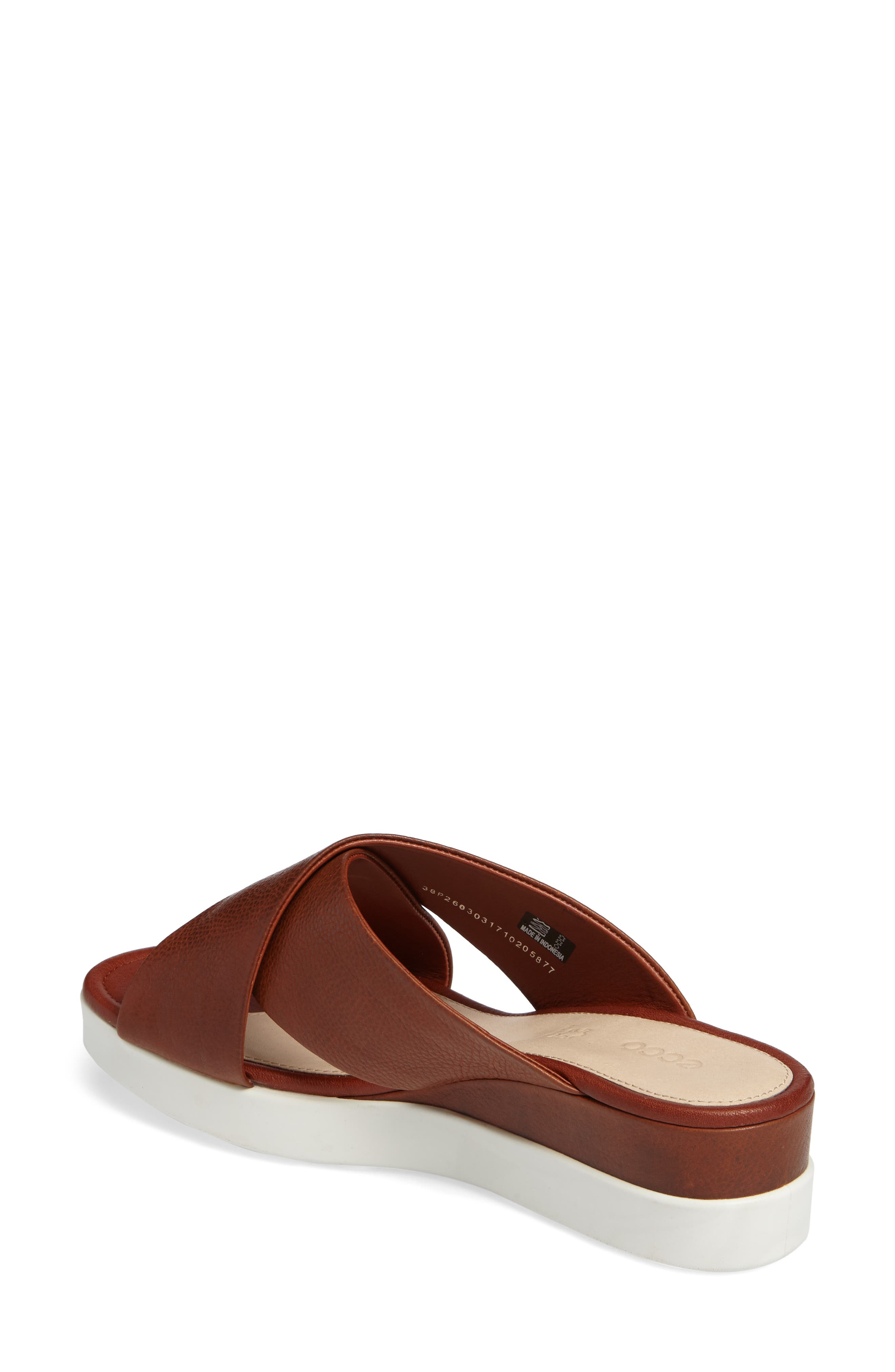 Touch Slide Sandal,                             Alternate thumbnail 8, color,