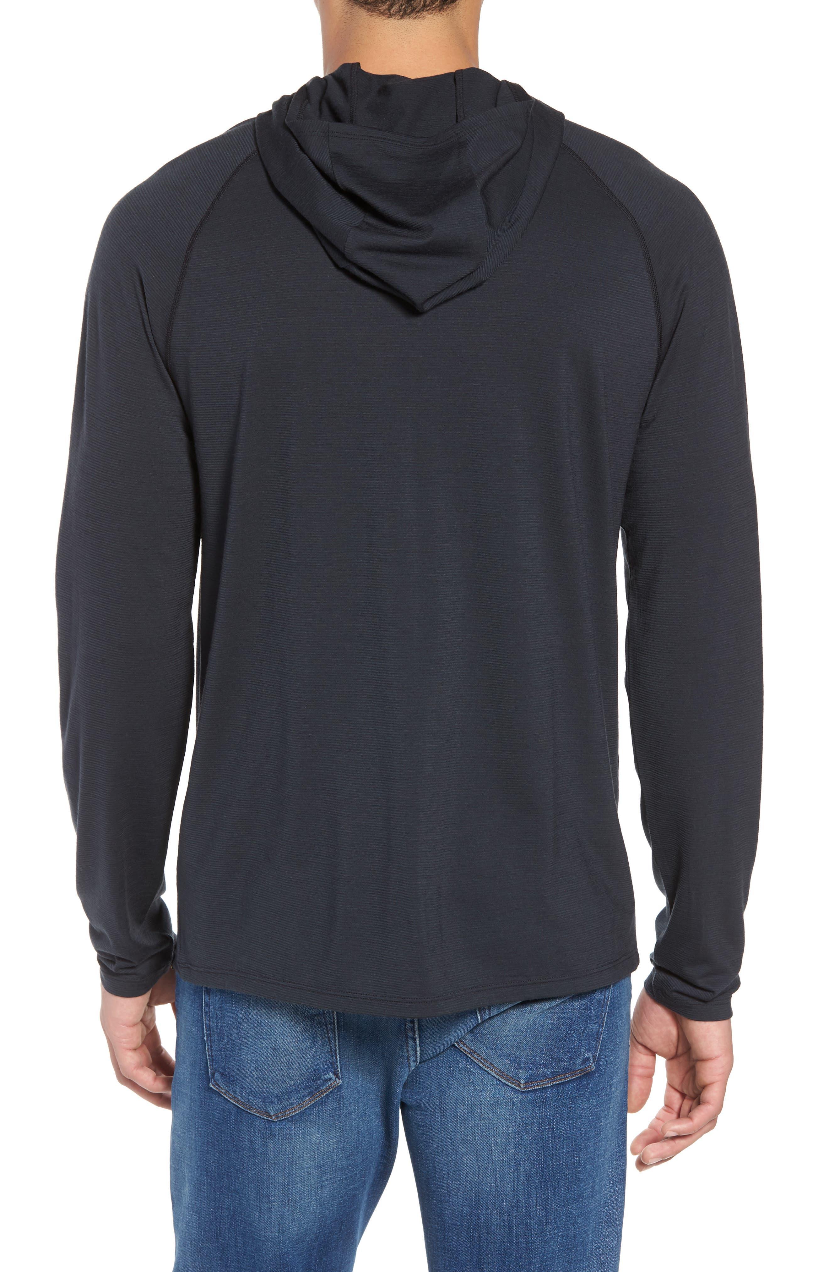 Merino 150 Wool Blend Hoodie,                             Alternate thumbnail 2, color,                             010