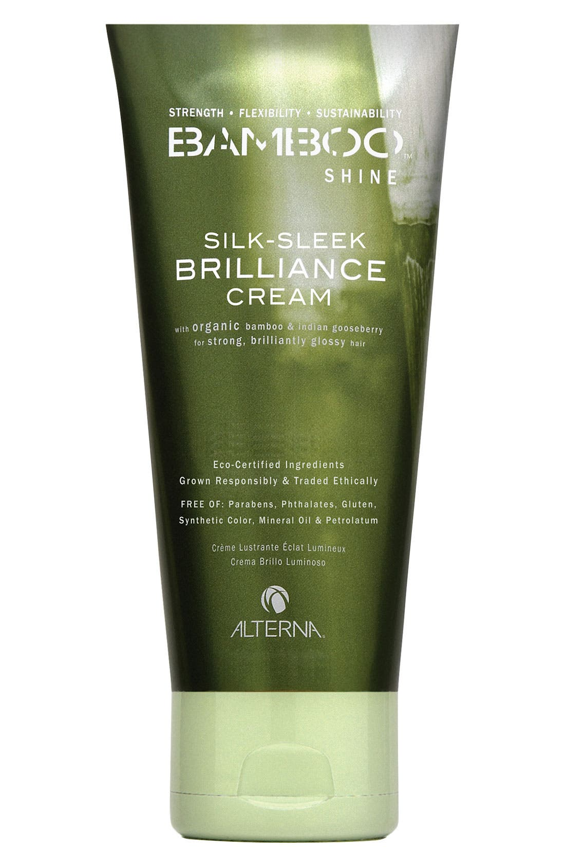 Bamboo Shine Silk-Sleek Brilliance Cream,                         Main,                         color, 000
