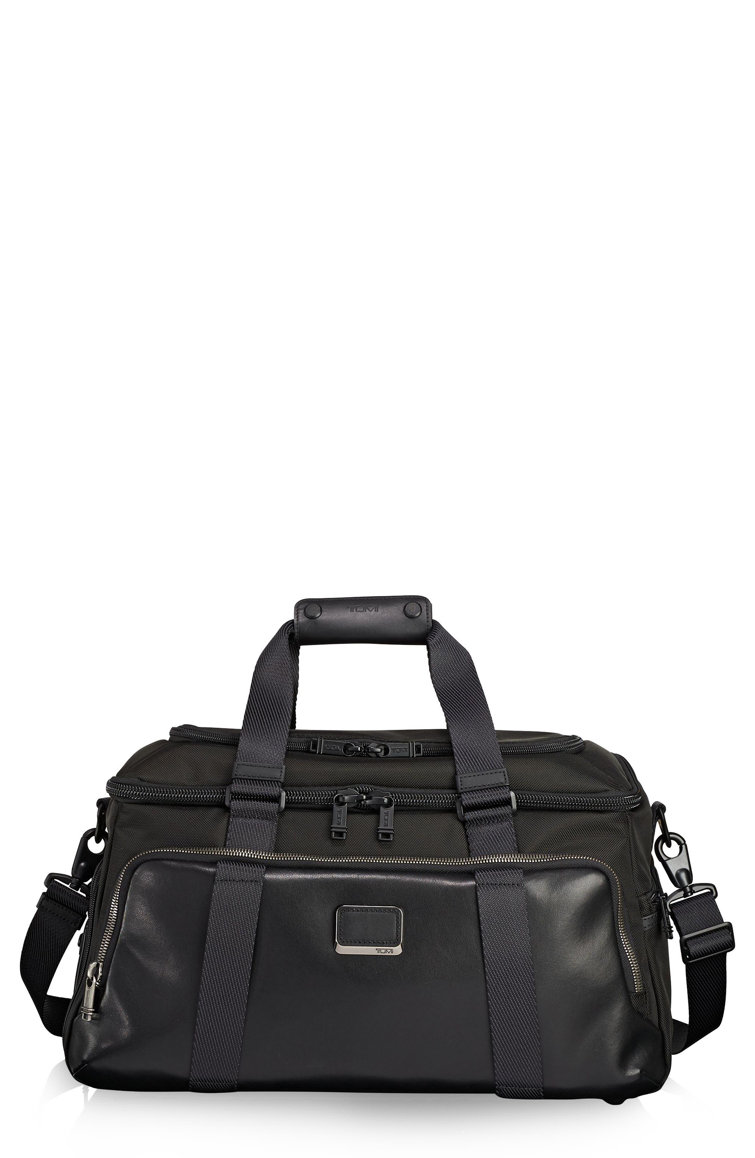 Alpha Bravo - McCoy Duffel Bag,                         Main,                         color, 001