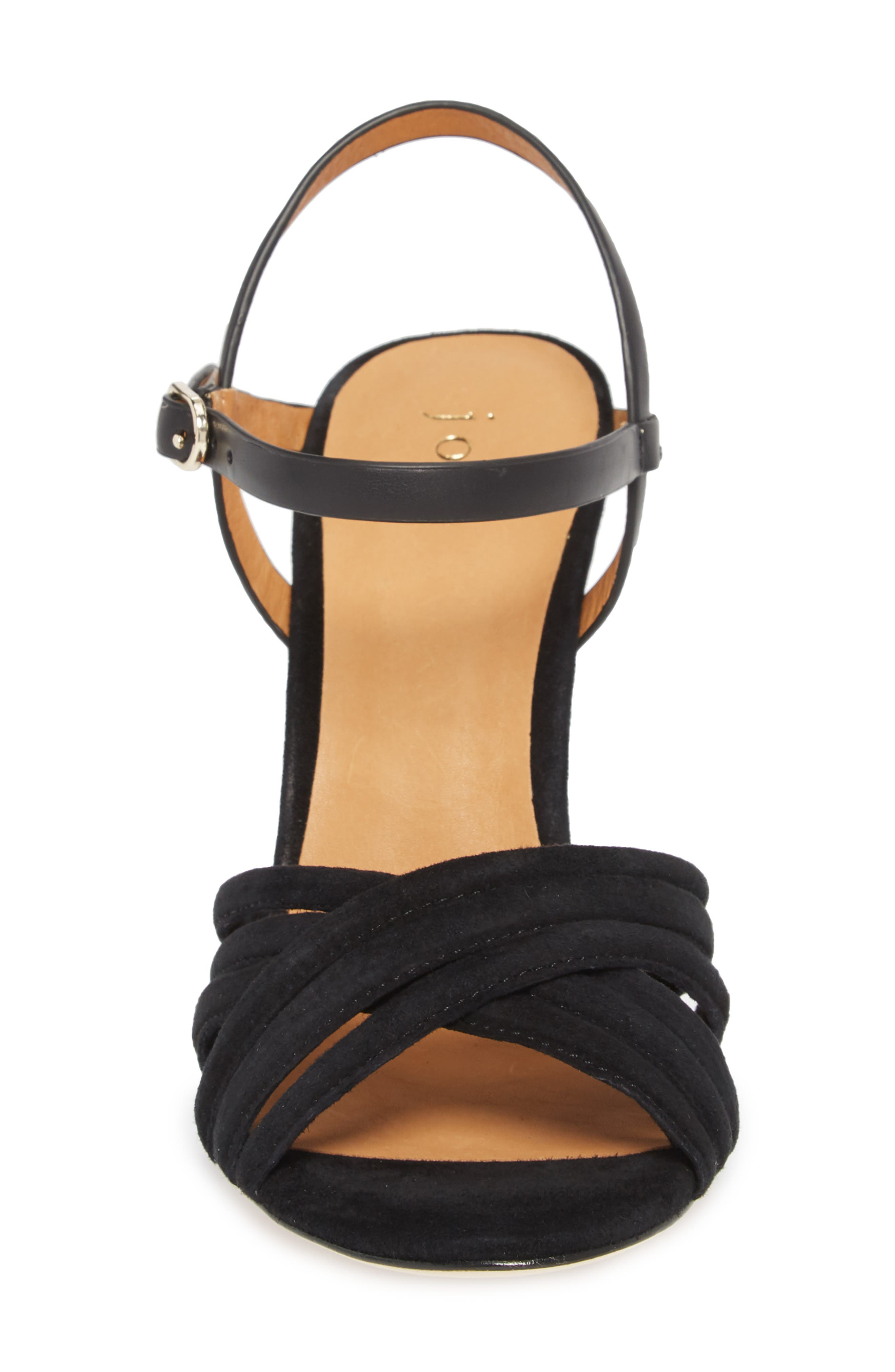 Amerton Sandal,                             Alternate thumbnail 4, color,                             001