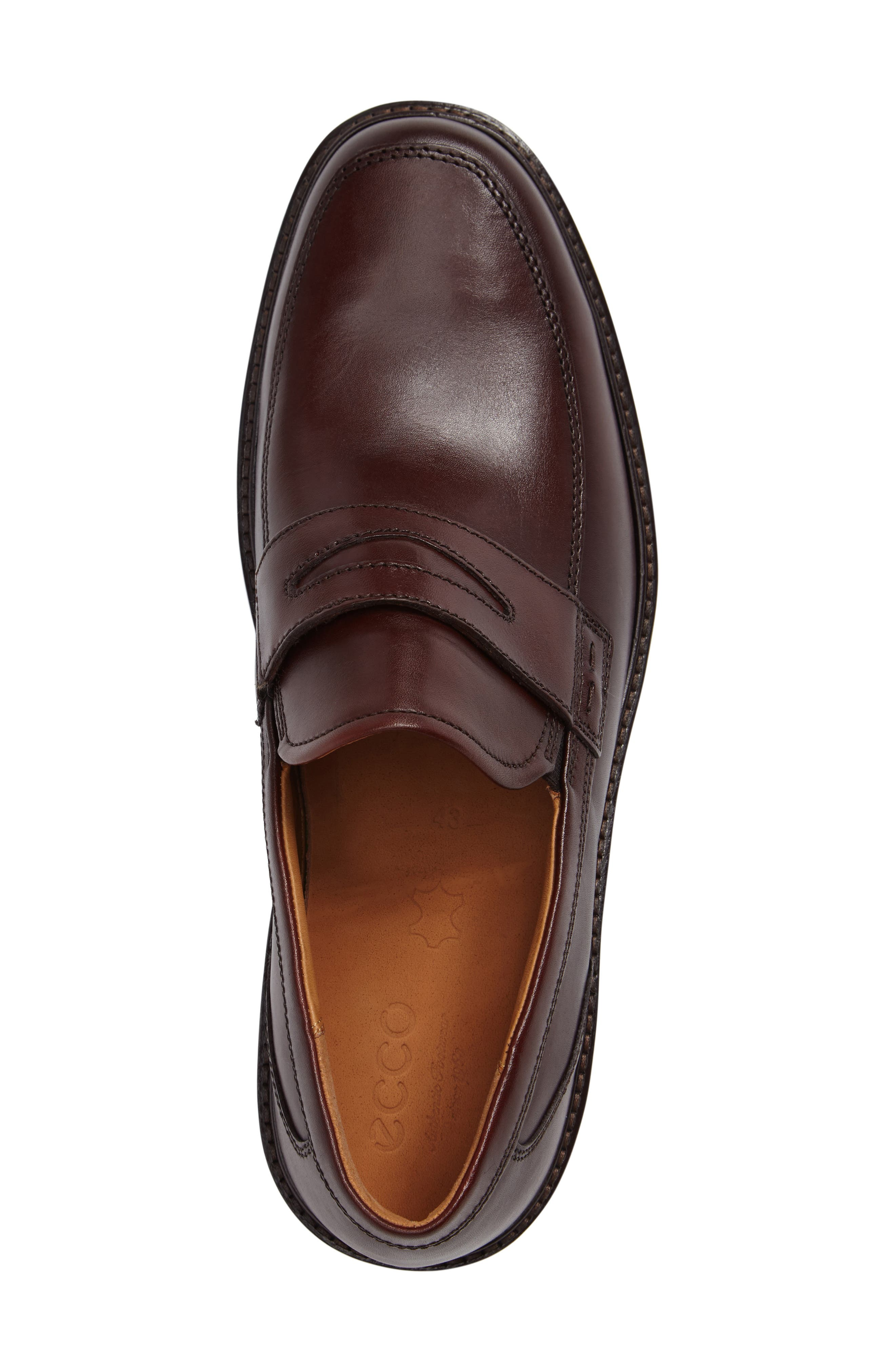 Holton Penny Loafer,                             Alternate thumbnail 6, color,