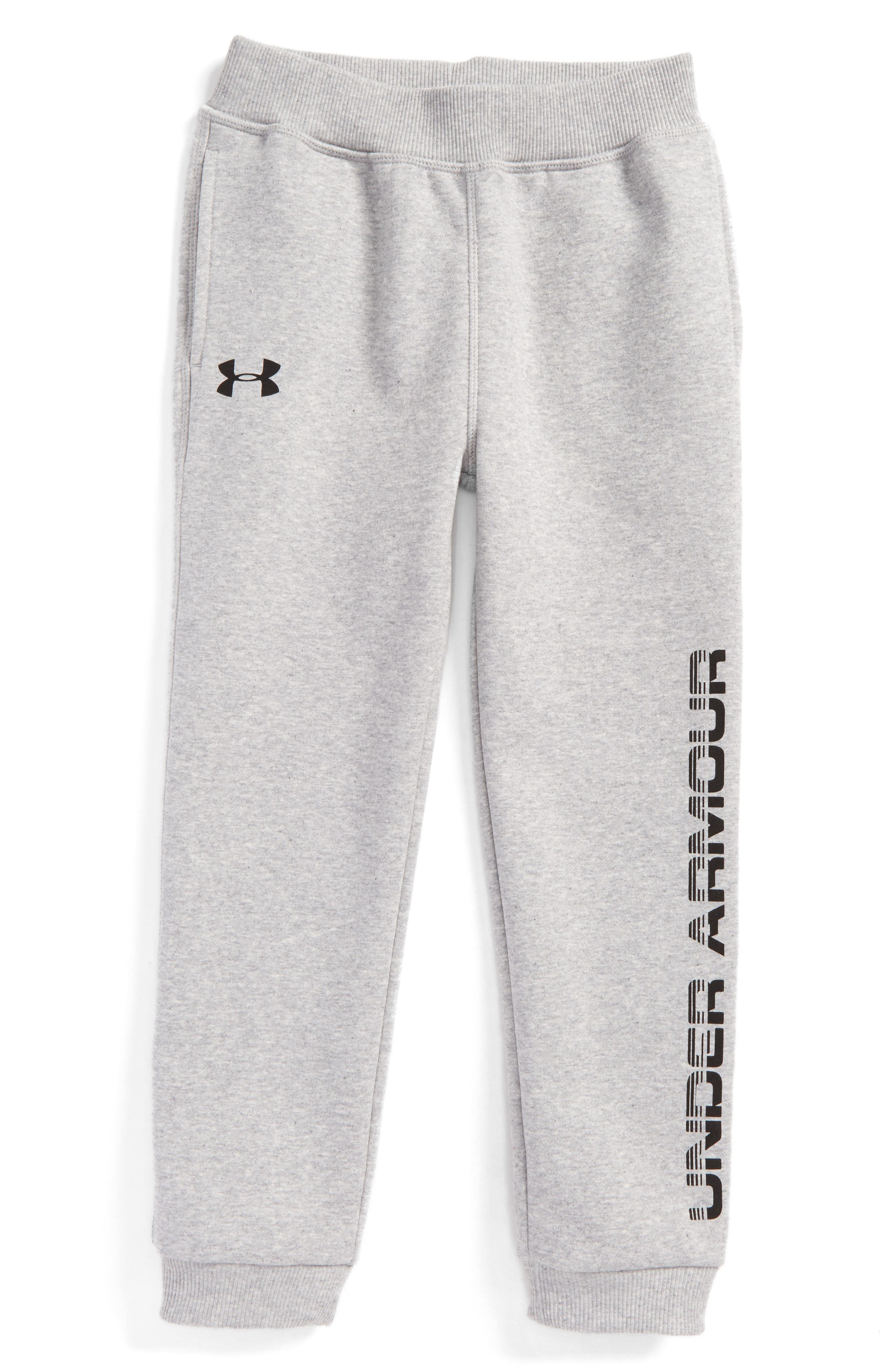 Threadborne Logo Graphic Sweatpants,                             Main thumbnail 2, color,