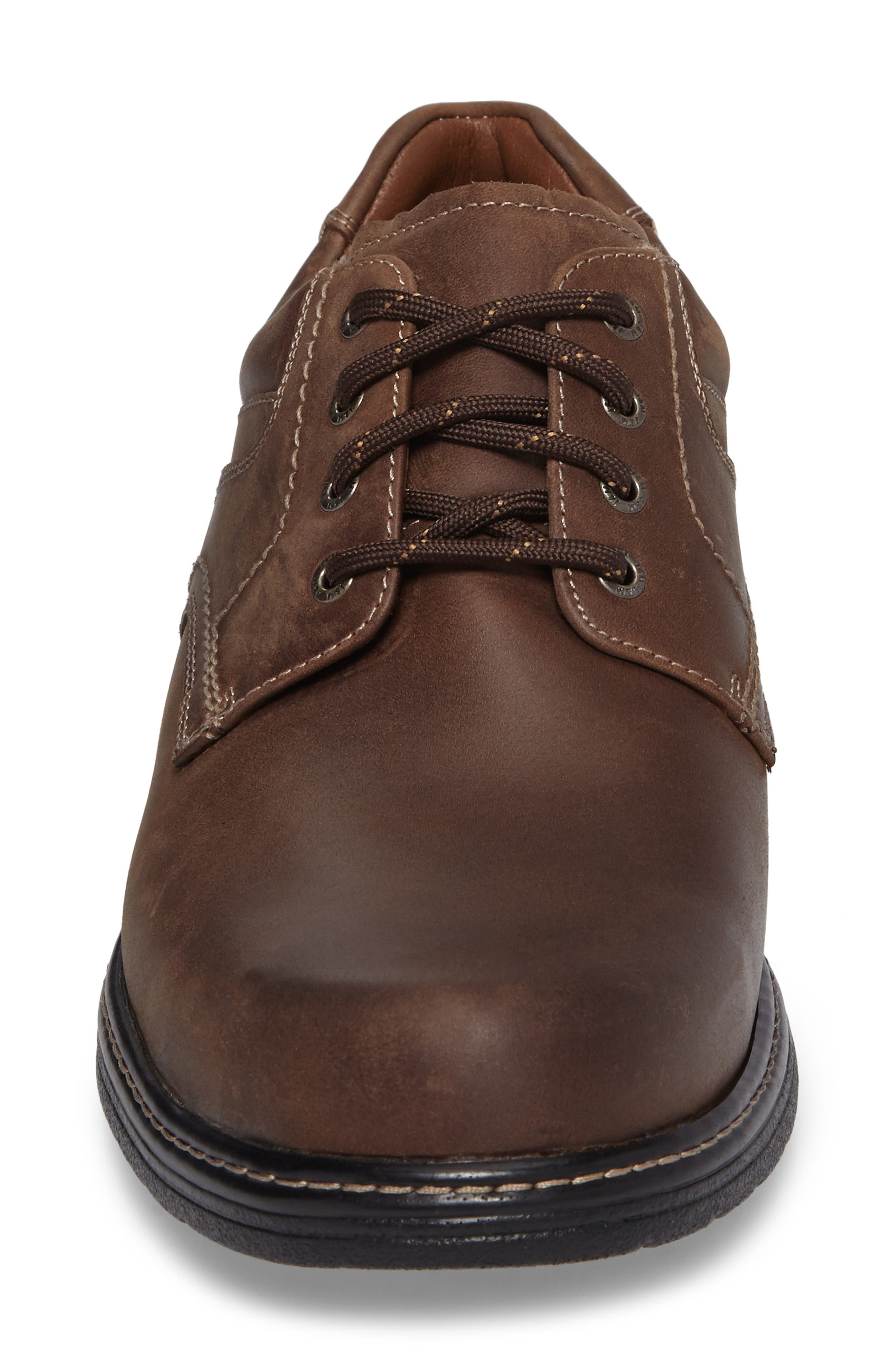 Windham Waterproof Plain Toe Derby,                             Alternate thumbnail 4, color,                             TAN