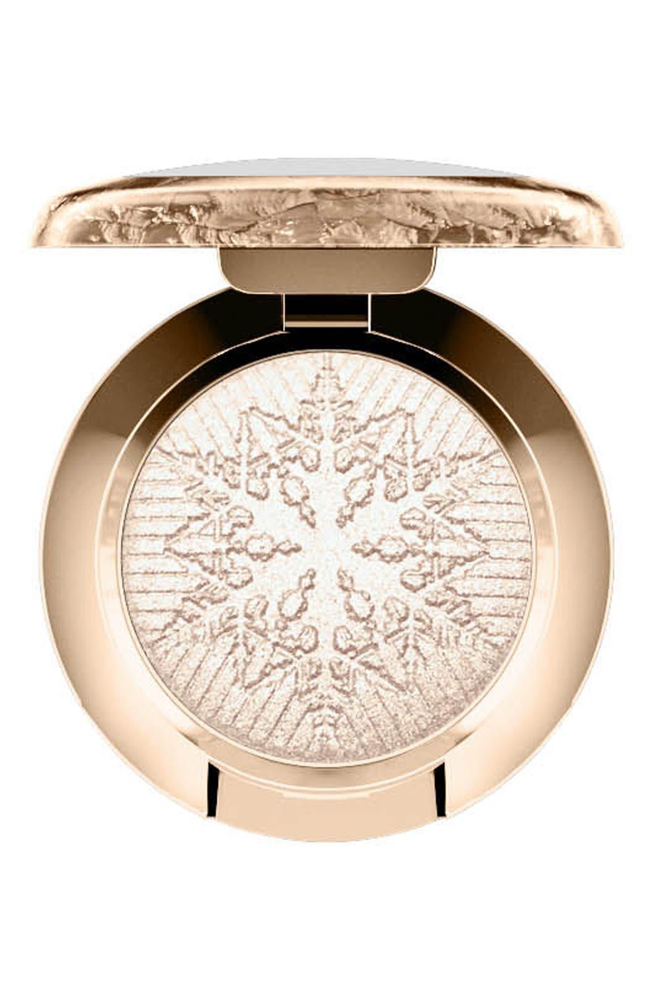 MAC COSMETICS,                             MAC Snow Ball Extra Dimension Eyeshadow,                             Main thumbnail 1, color,                             040