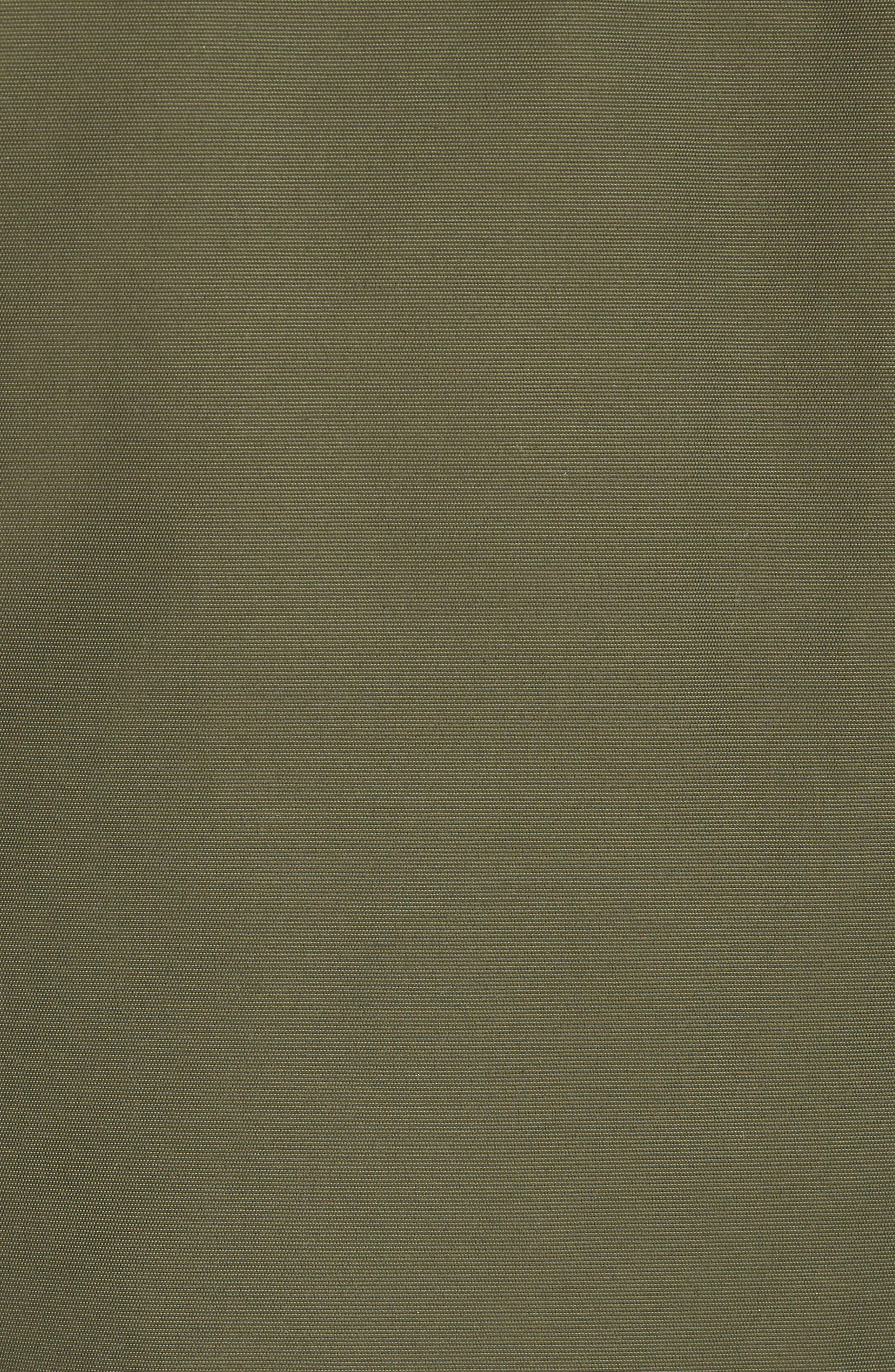 Down Coat with Genuine Fox Fur Trim,                             Alternate thumbnail 6, color,                             300