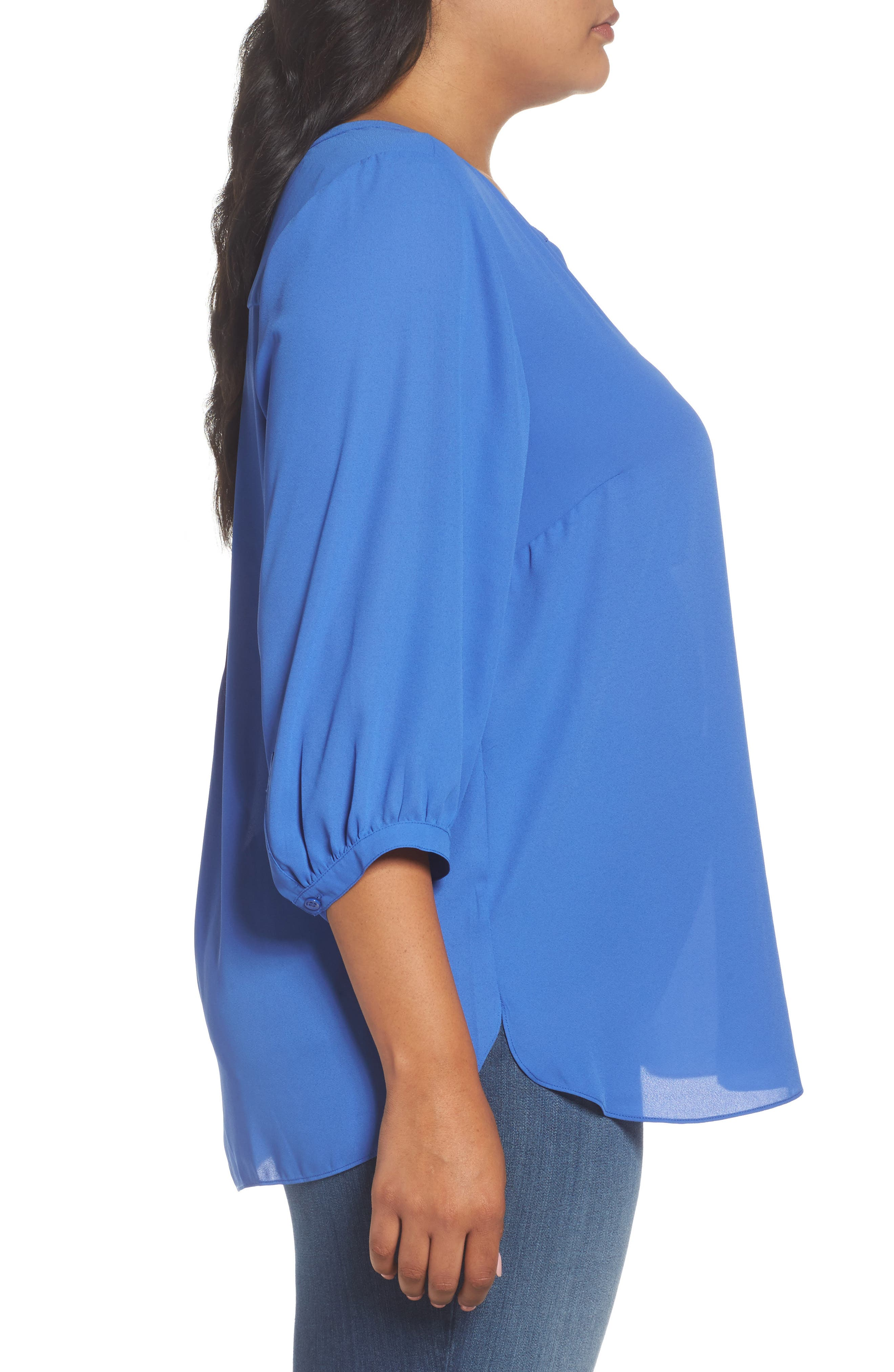 Henley Top,                             Alternate thumbnail 239, color,