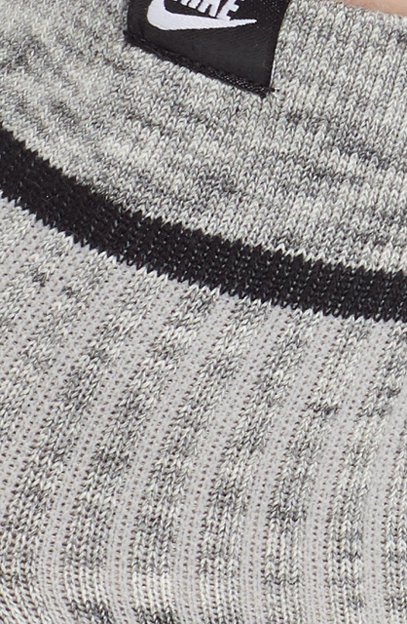 2-Pack SNKR Sox Essential Ankle Socks,                             Alternate thumbnail 3, color,                             020