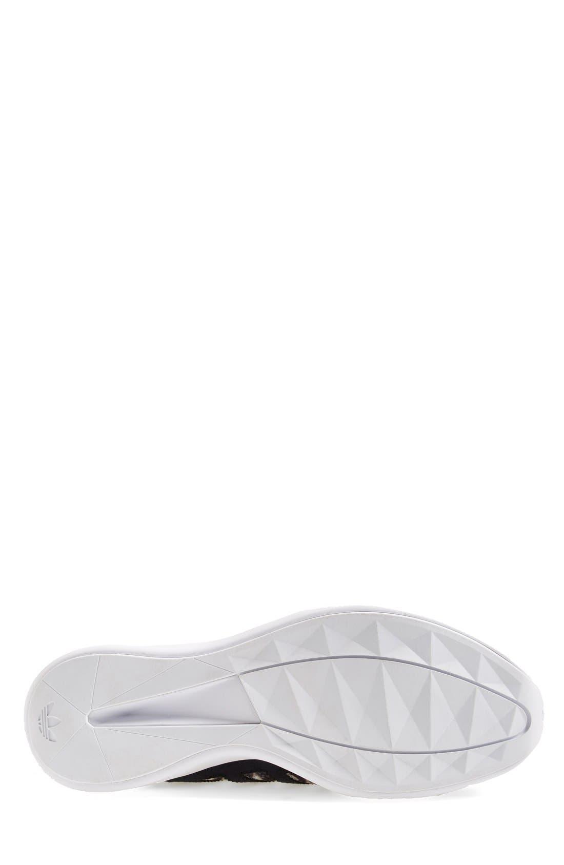 ADIDAS,                             'SL Loop Runner' Sneaker,                             Alternate thumbnail 4, color,                             001