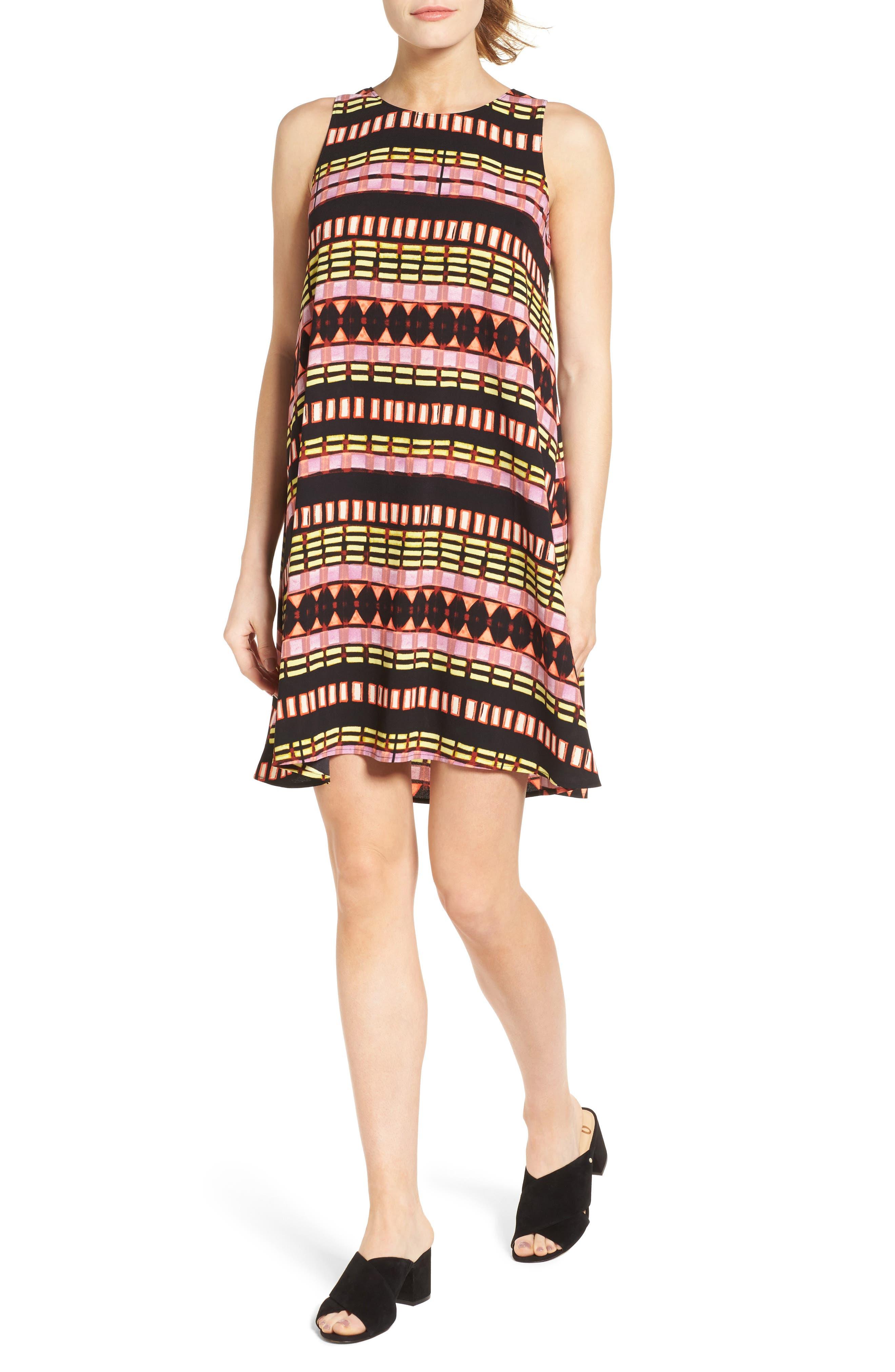 A-Line Dress,                             Main thumbnail 22, color,