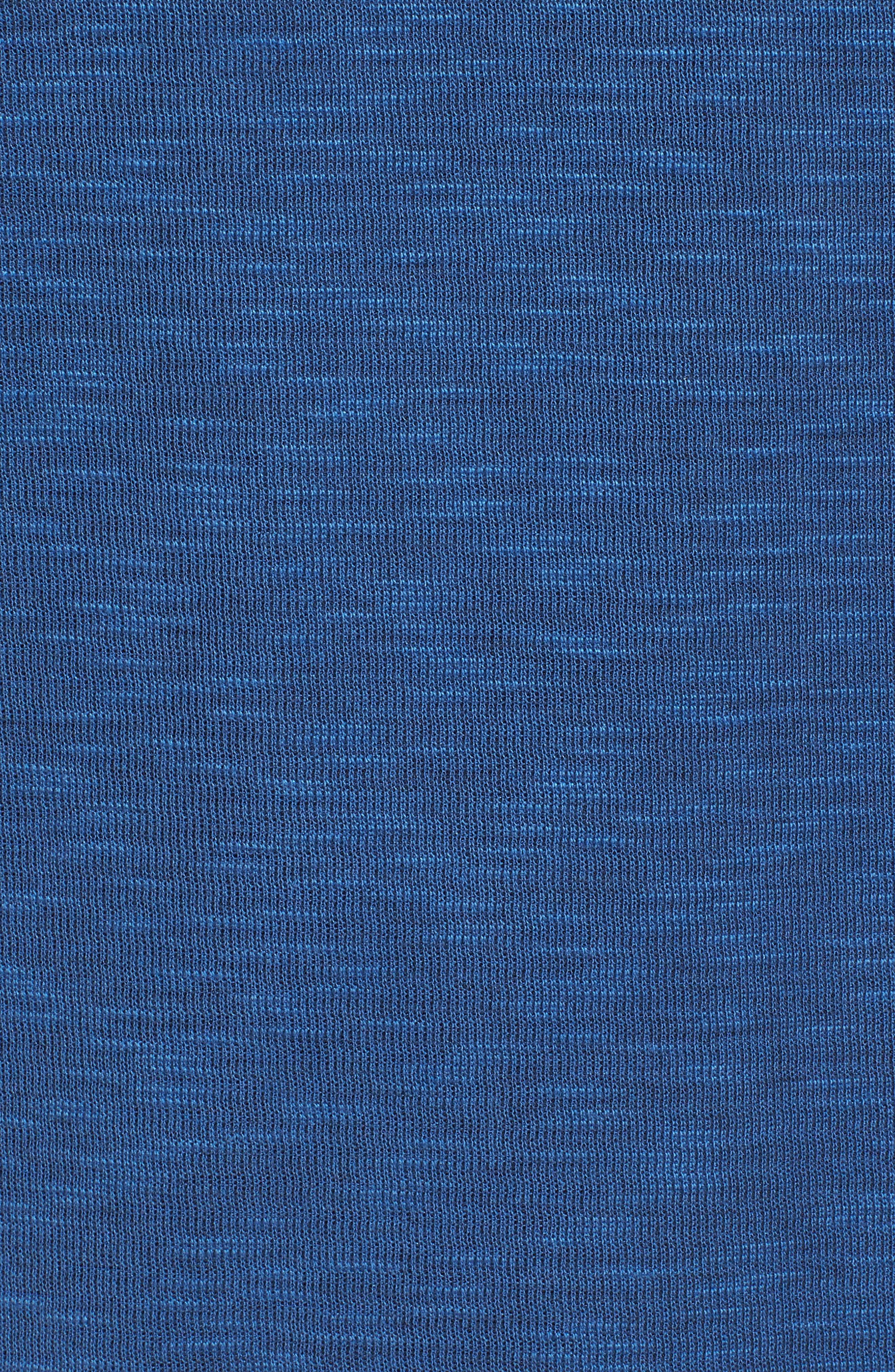 Flip Tide Standard Fit T-Shirt,                             Alternate thumbnail 6, color,                             GALAXY BLUE